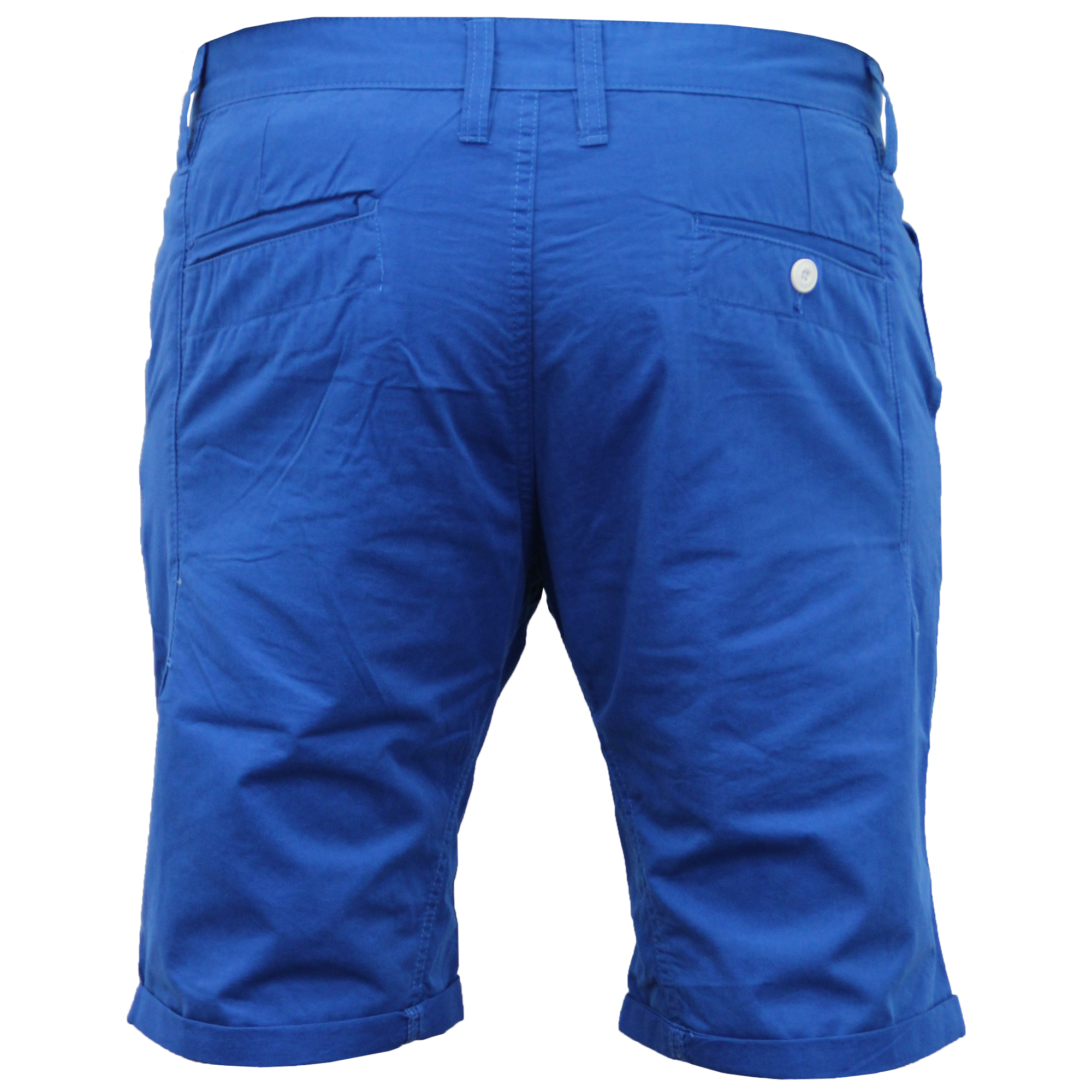 Mens-Chino-Shorts-Threadbare-Pants-Westace-Stallion-Knee-Length-Roll-Up-Summer thumbnail 45