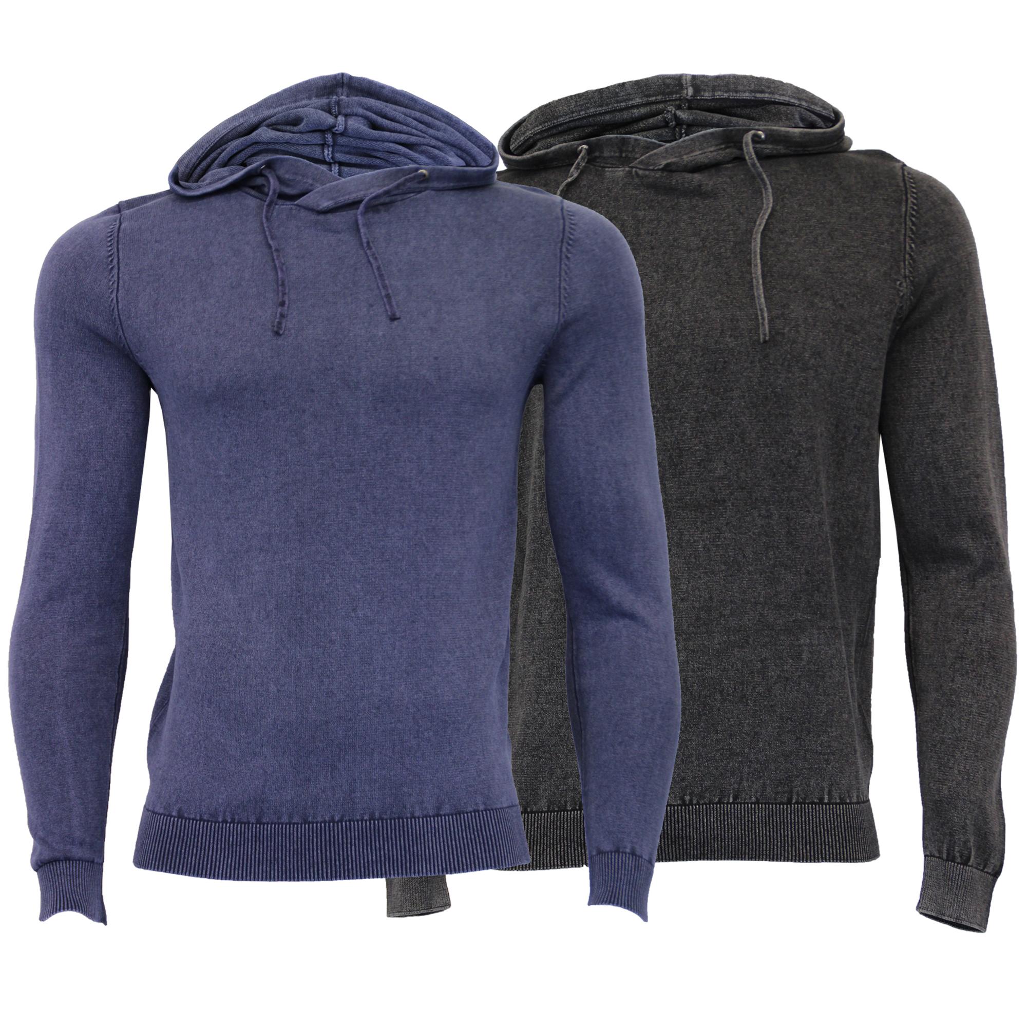 Men/'s Tokyo Laundry Hoodie Hooded Sweatshirt Jumper Pullover Top HARLEM PEAKS
