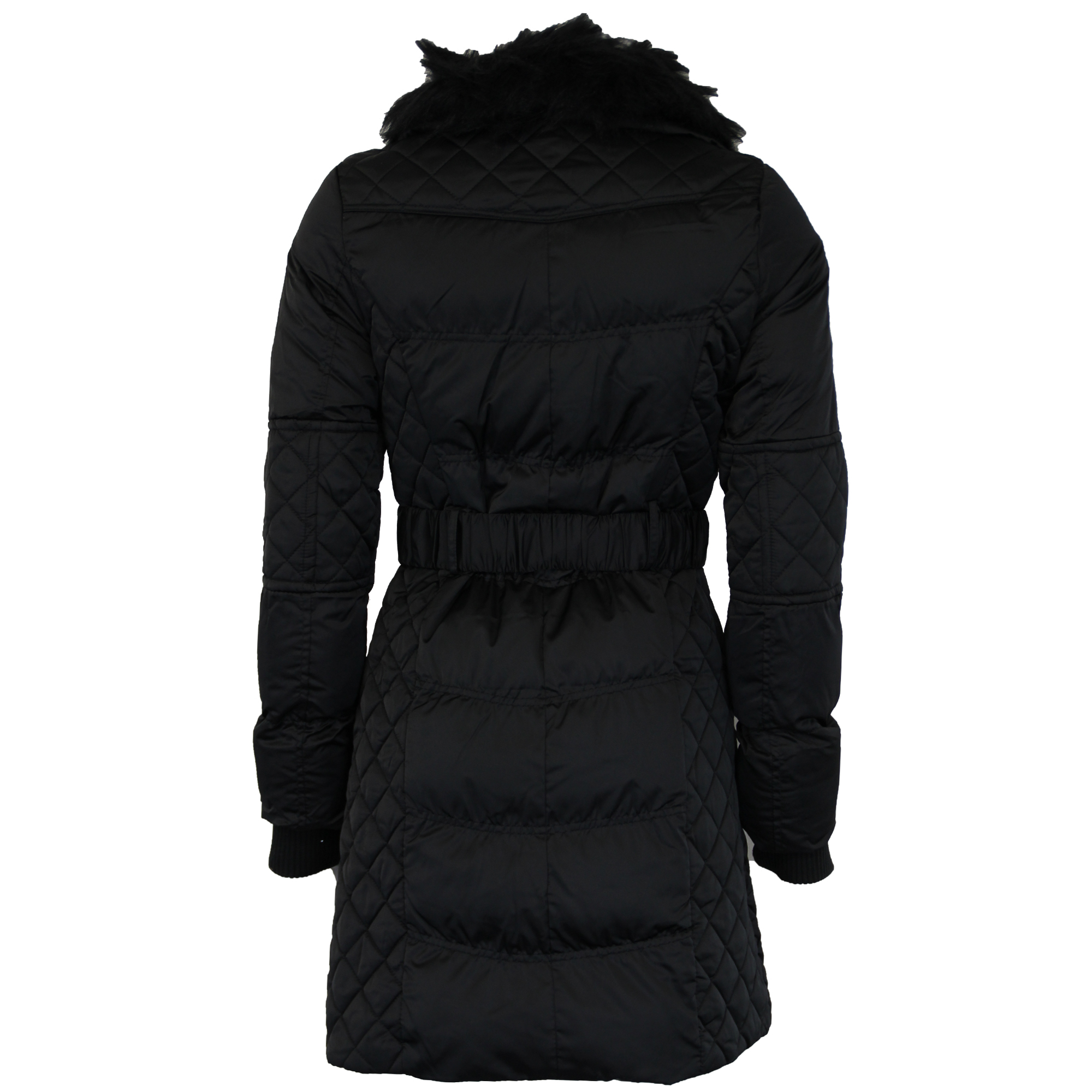 Ladies Long Parka Coats