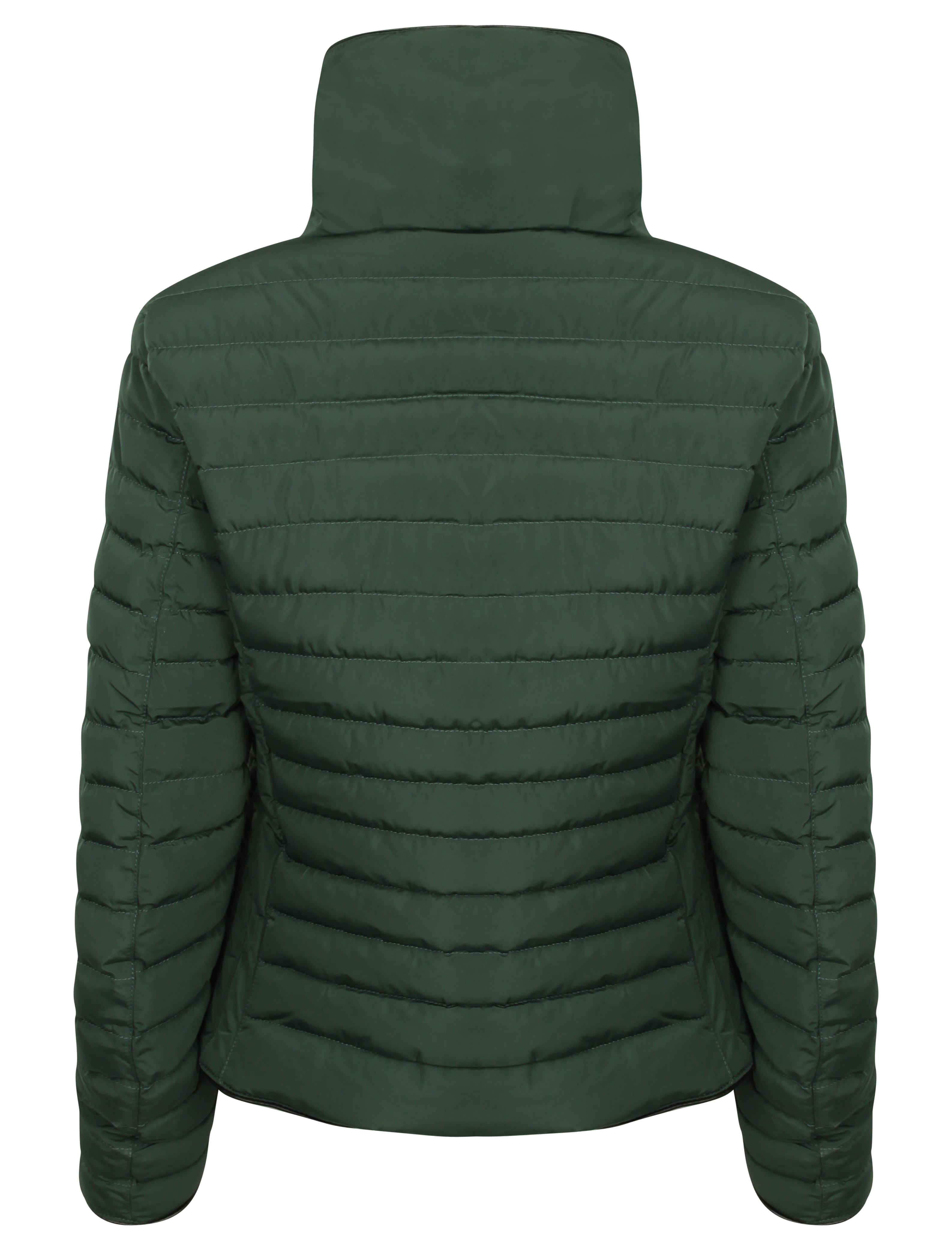 grand choix de ee3f0 a5064 Details about Ladies Jacket Tokyo Laundry Womens Coat Quilted Padded Bomber  Puffer Zip Lined