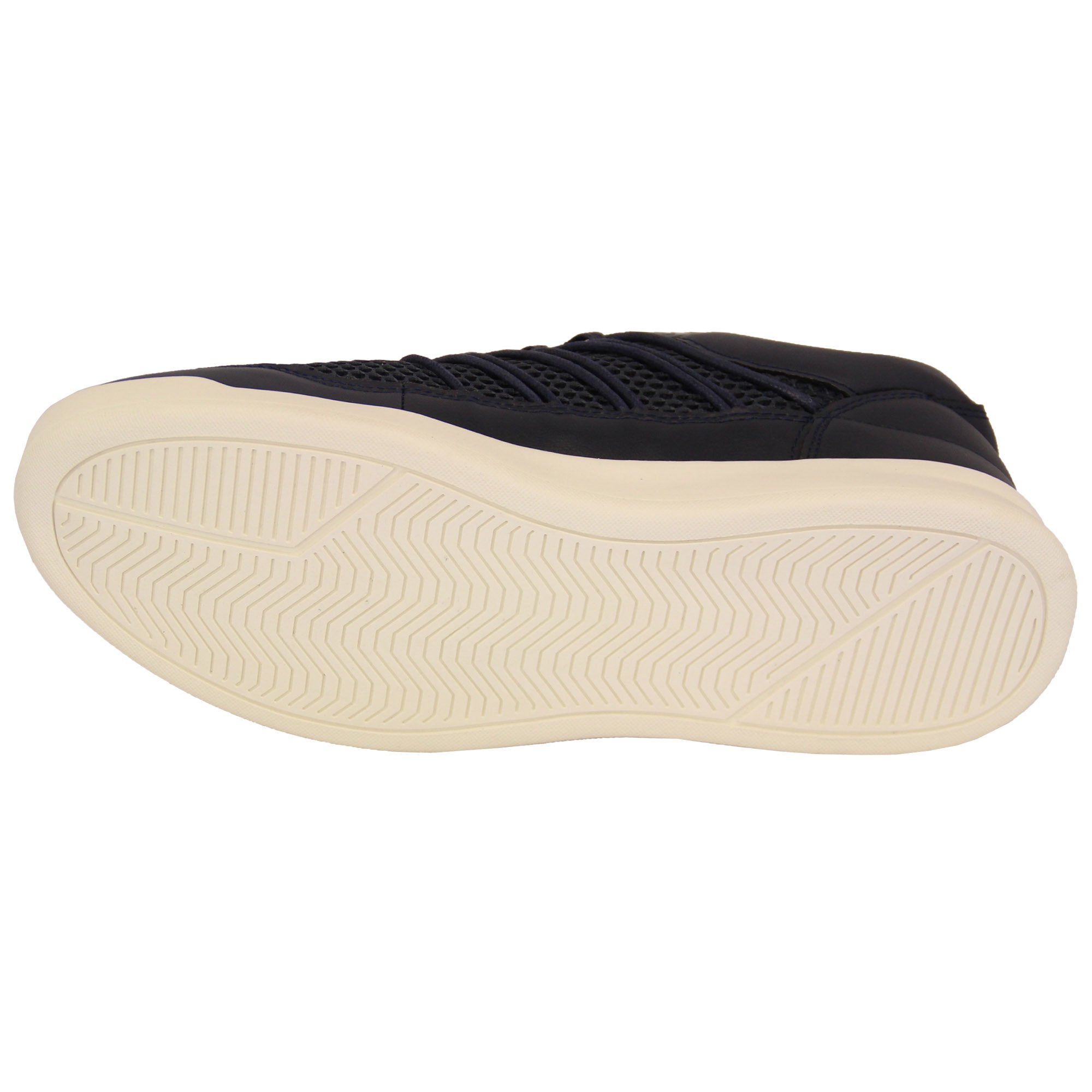 Mens-Trainers-Crosshatch-Jogging-Shoes-Lace-Up-Walking-Running-Sports-Gym-Mesh thumbnail 11