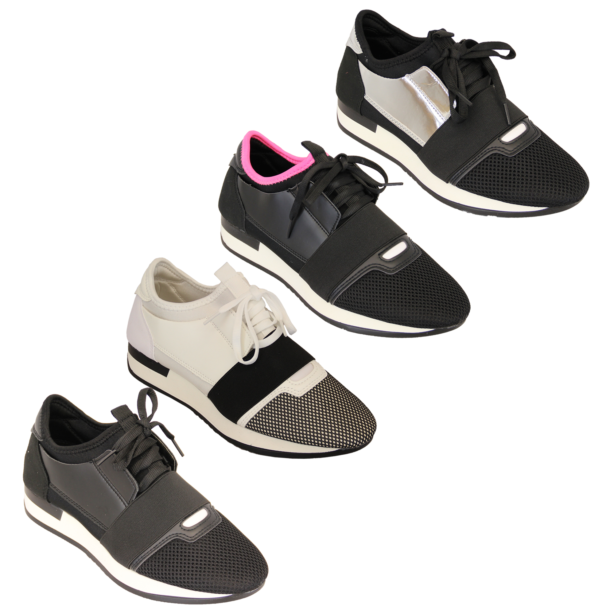Active Running Gym Mesh Casual Shoes
