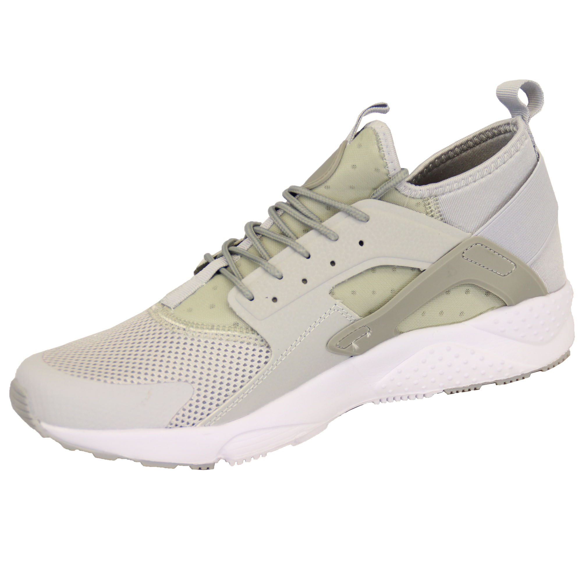 Mens-Trainers-Shoes-Lace-Up-Sneakers-Running-Gym-Sports-Mesh-Casual-Fashion-New thumbnail 3