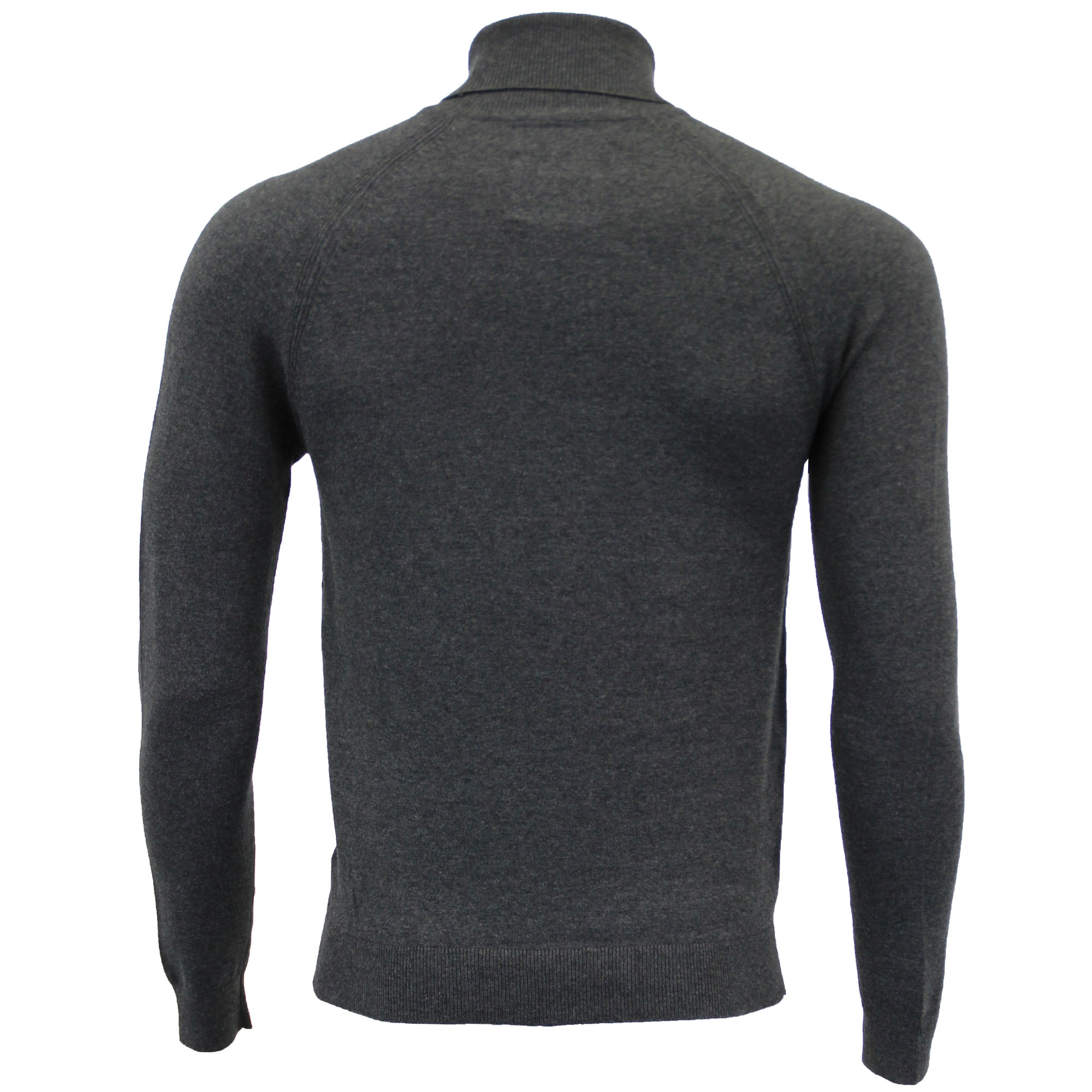 ddd41a220d Mens Jumpers Threadbare Knitted Polo Turtle Roll Neck Sweater ...