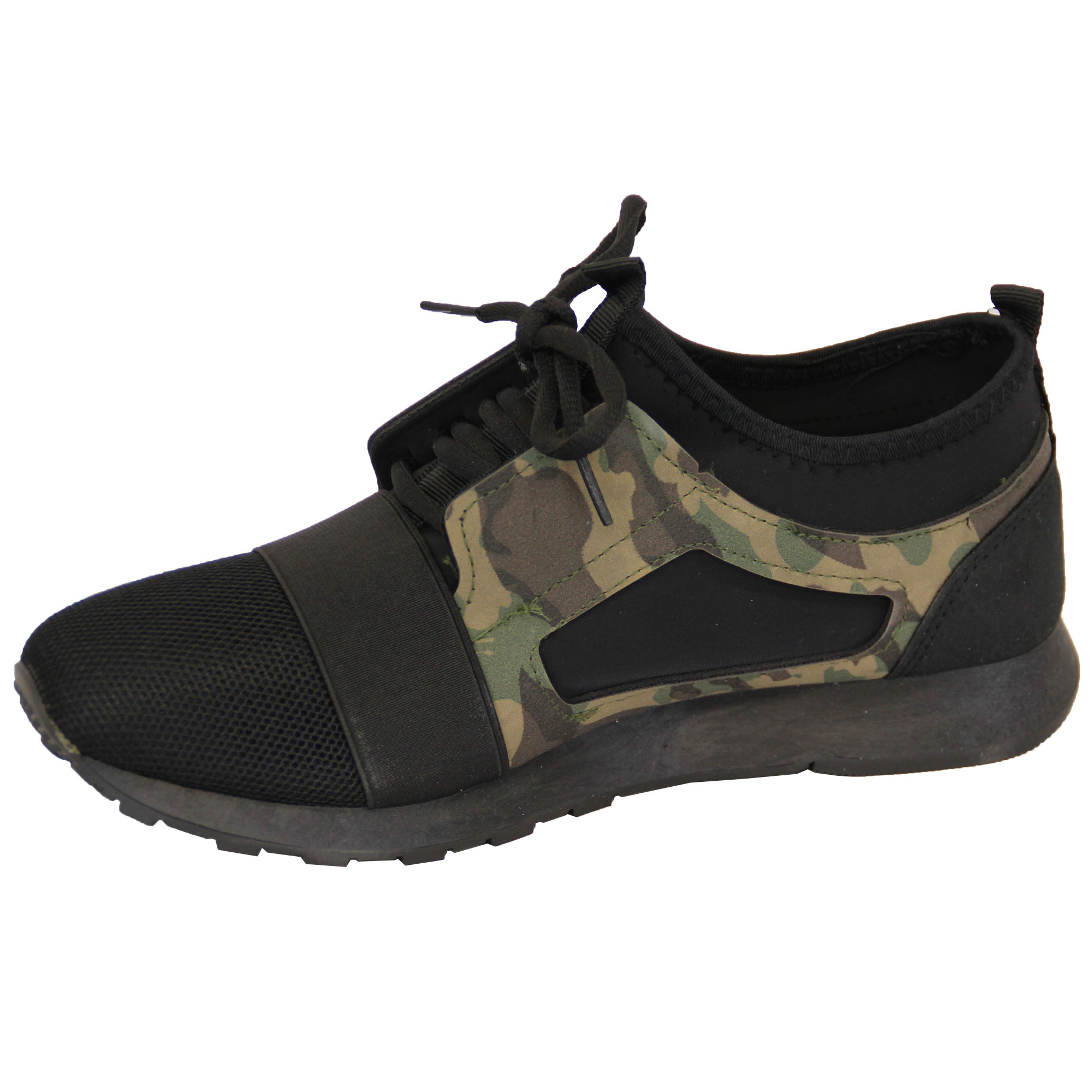 Ladies Trainers Womens Lace Up Active