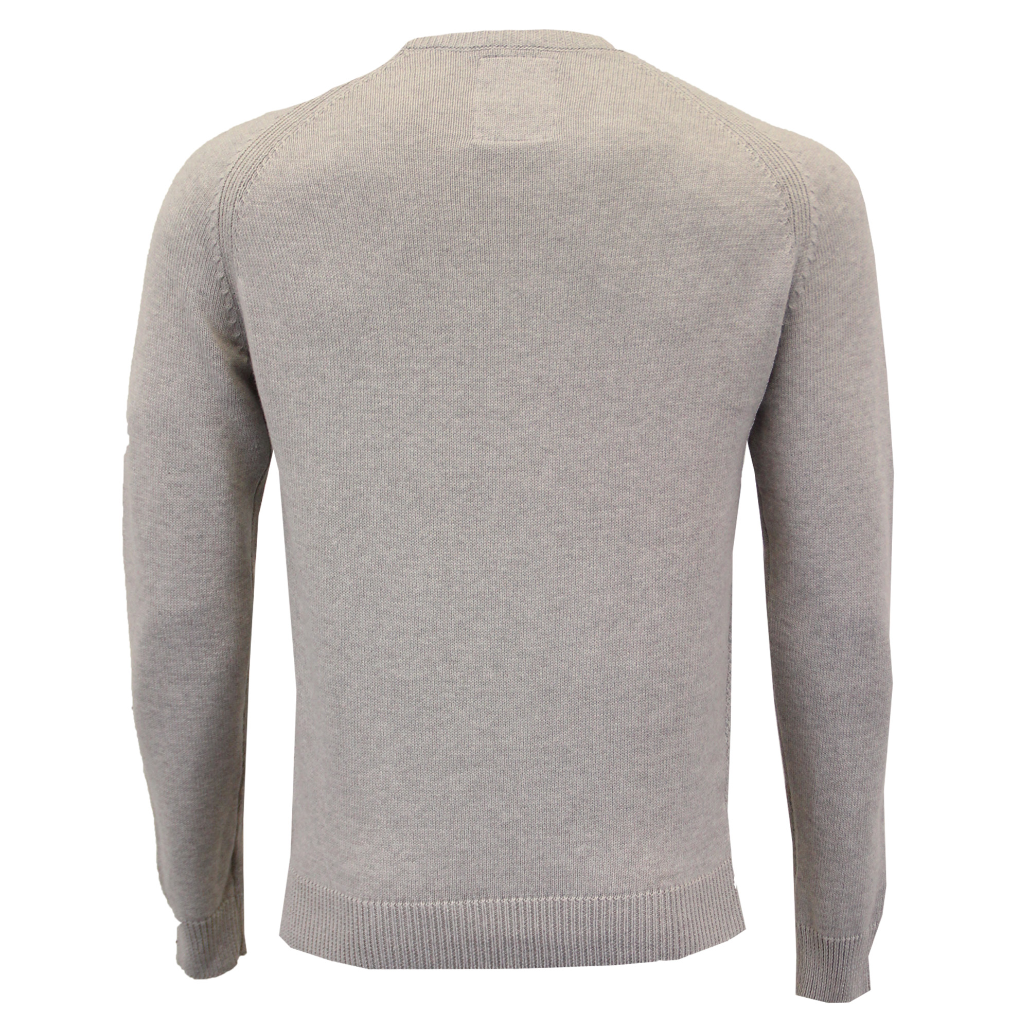 Mens-Jumper-Threadbare-Knitted-Cotton-Sweater-Half-Zip-Pullover-Top-Winter-New thumbnail 19