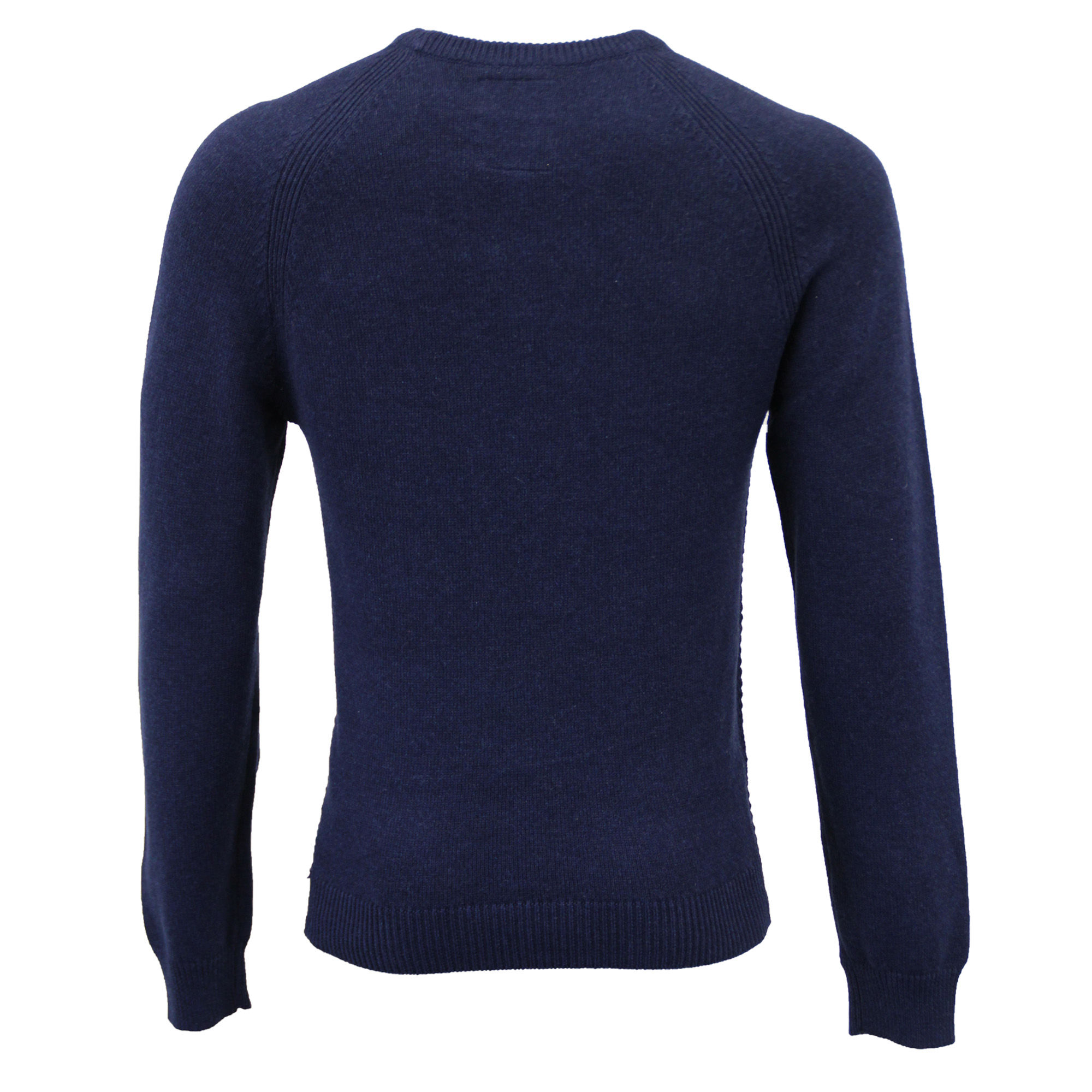 Mens-Jumper-Threadbare-Knitted-Cotton-Sweater-Half-Zip-Pullover-Top-Winter-New thumbnail 22