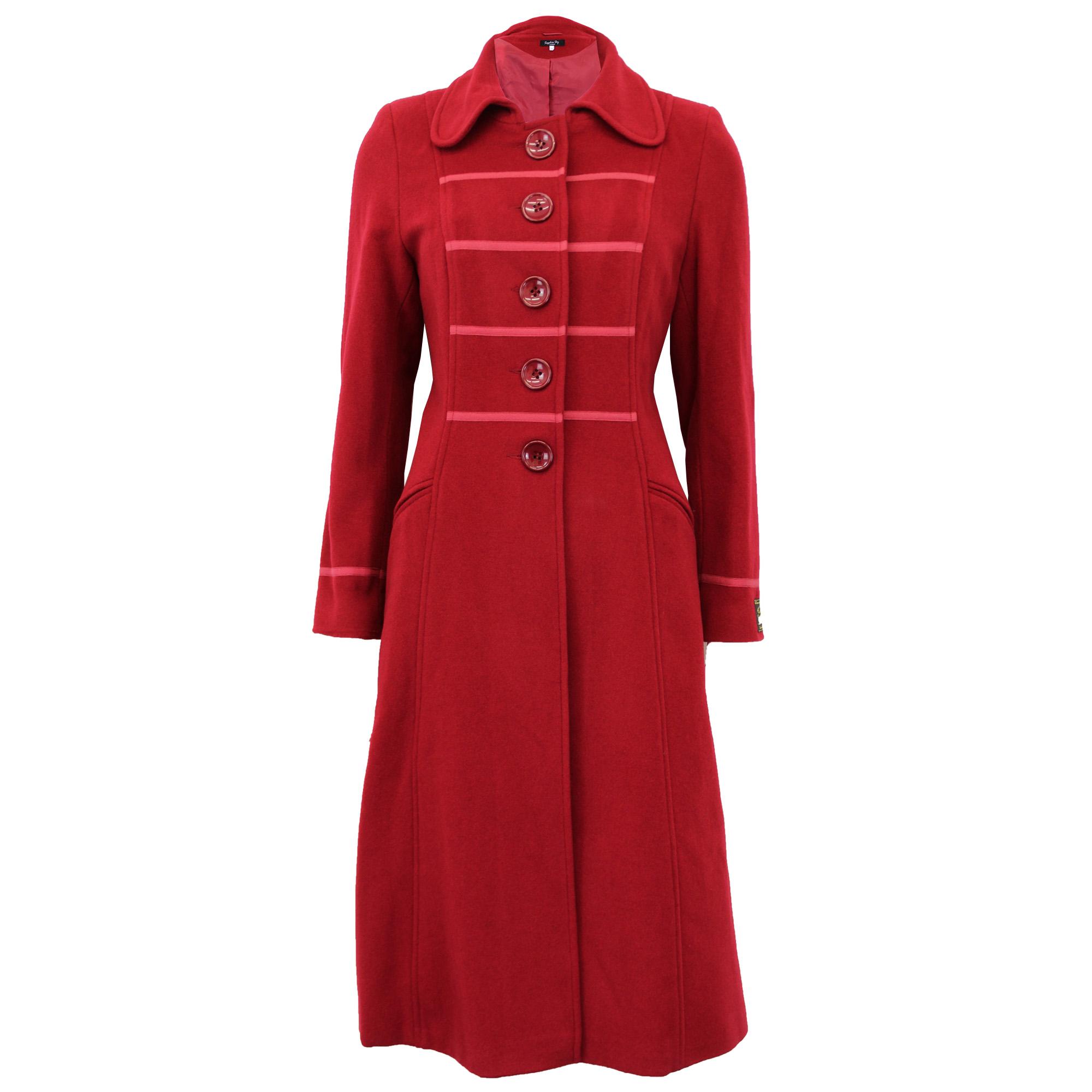 big sale dccc9 060e4 Details zu Damen Wolle Kaschmir Mantel Jacke Oberbekleidung Trenchcoat  Winter Warm