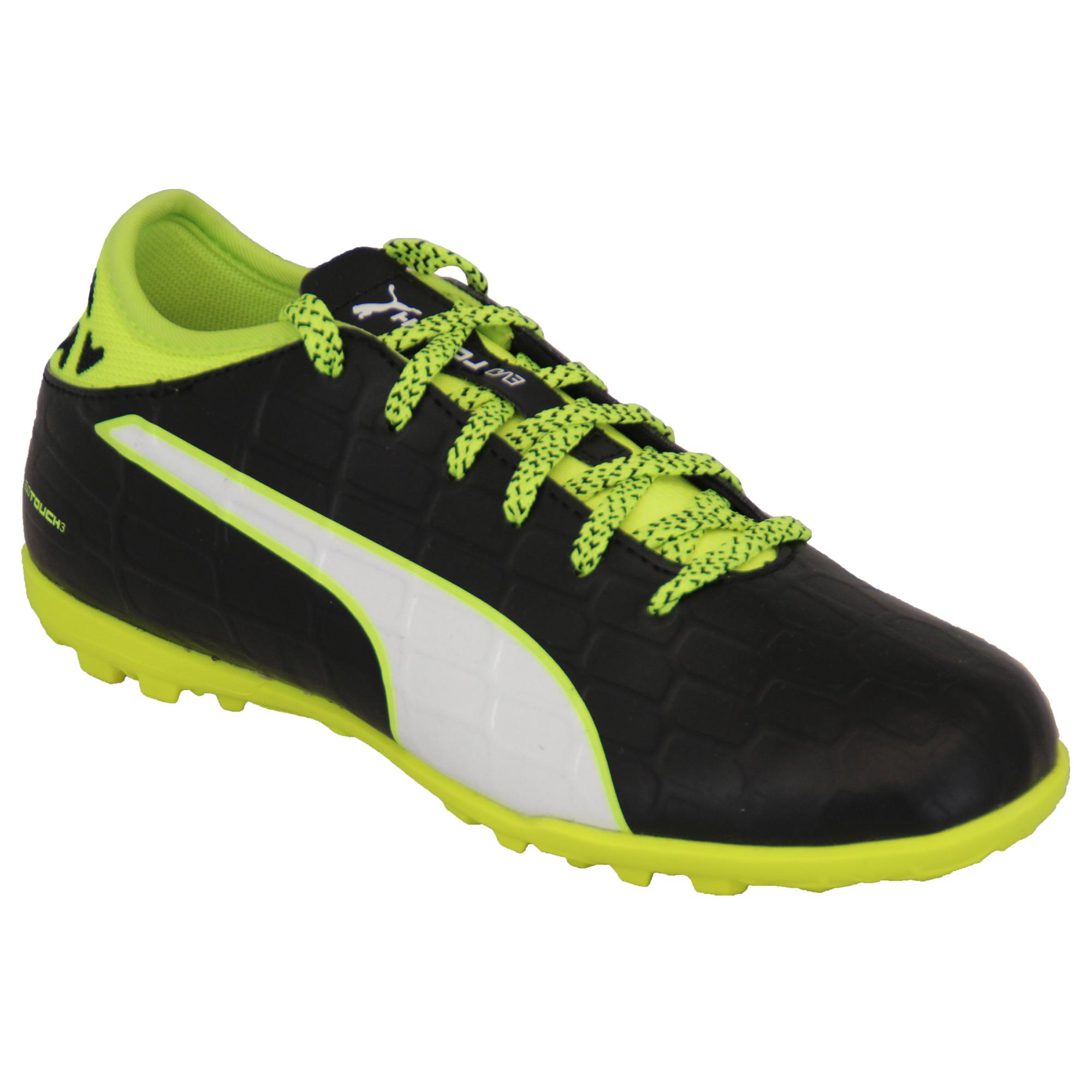 Puma Football Tactile Garçons Enfants De Chaussures Evo Turf Astro gxBpt