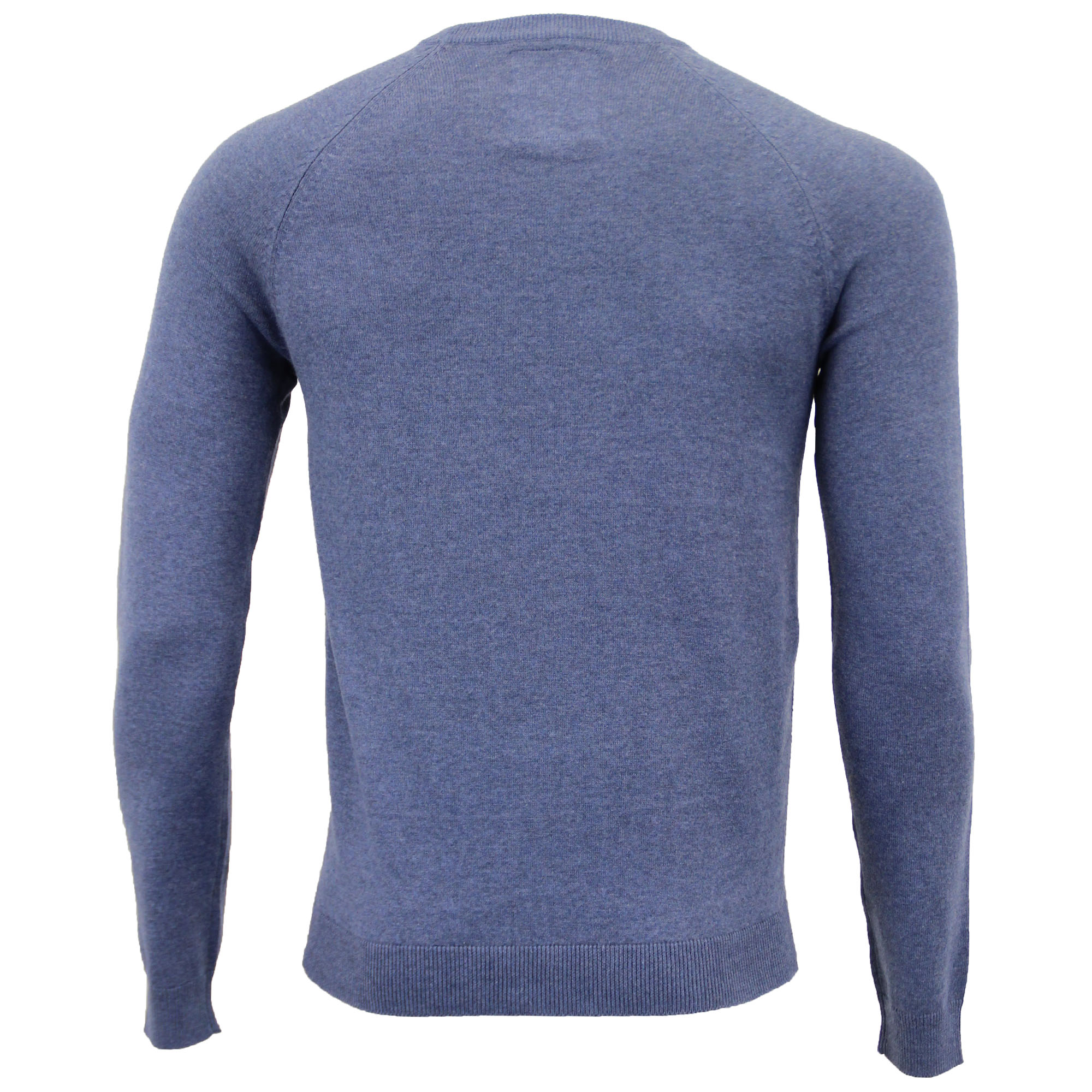 Mens-Jumper-Threadbare-Knitted-Sweater-Pullover-Top-Crew-Neck-Casual-Winter-New thumbnail 6