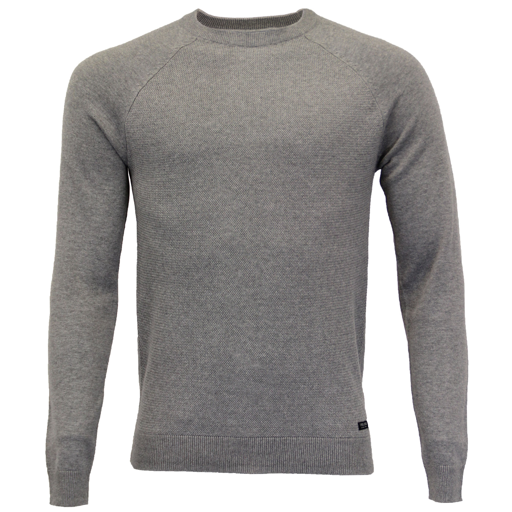 Mens-Jumper-Threadbare-Knitted-Sweater-Pullover-Top-Crew-Neck-Casual-Winter-New thumbnail 8