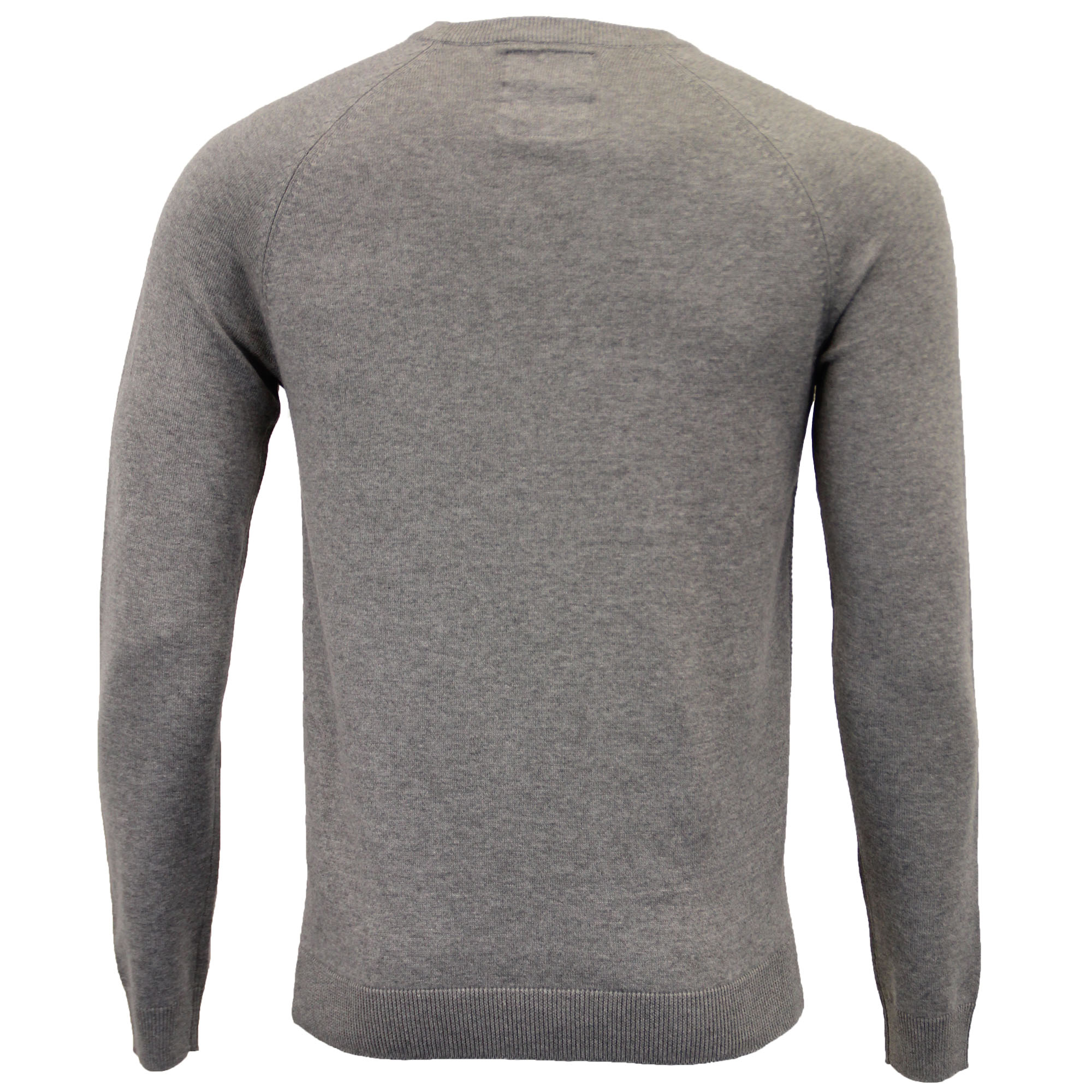 Mens-Jumper-Threadbare-Knitted-Sweater-Pullover-Top-Crew-Neck-Casual-Winter-New thumbnail 9