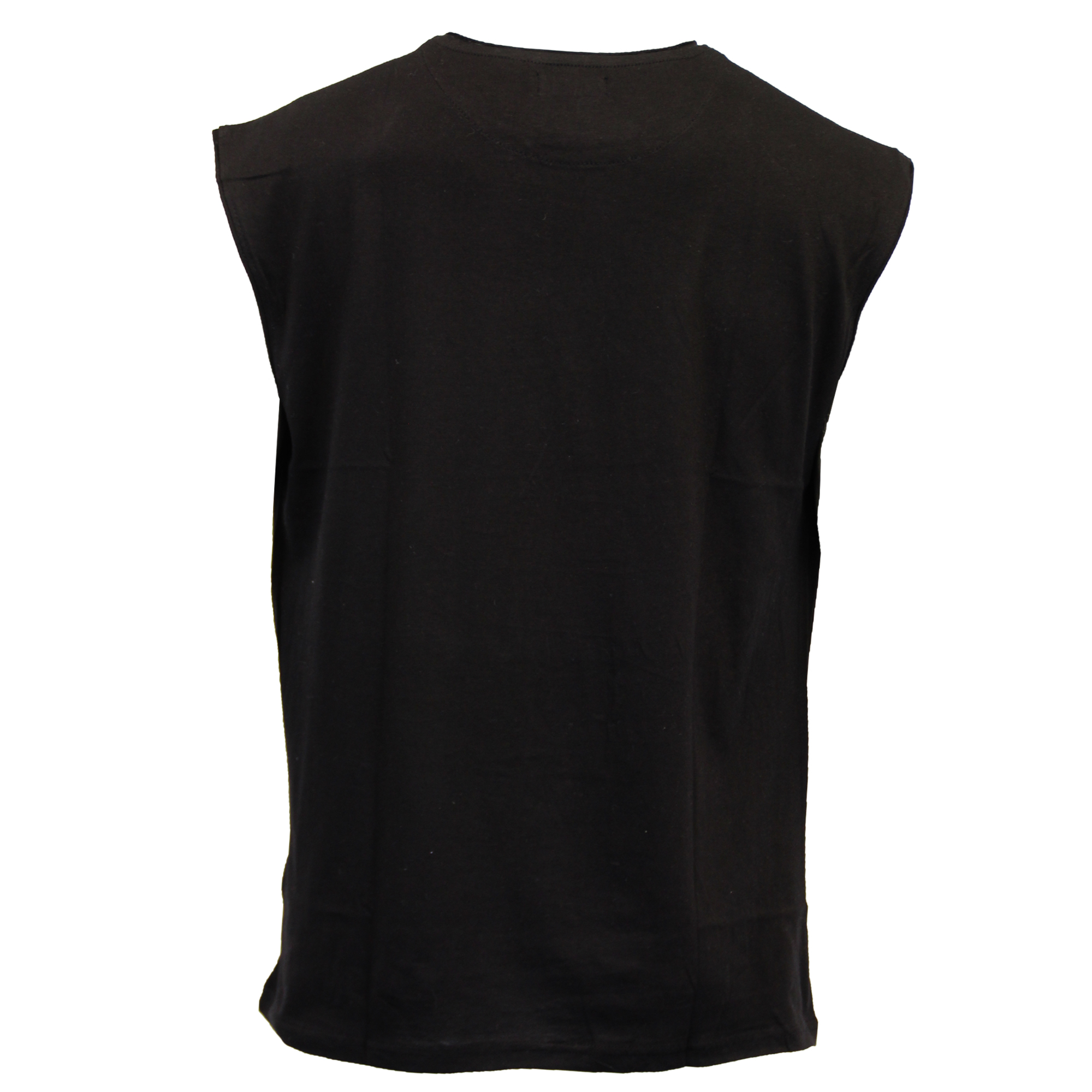 Mens-Vest-Brave-Soul-Tank-Top-Varley-Gym-Training-Crew-Neck-Casual-Summer-New thumbnail 3