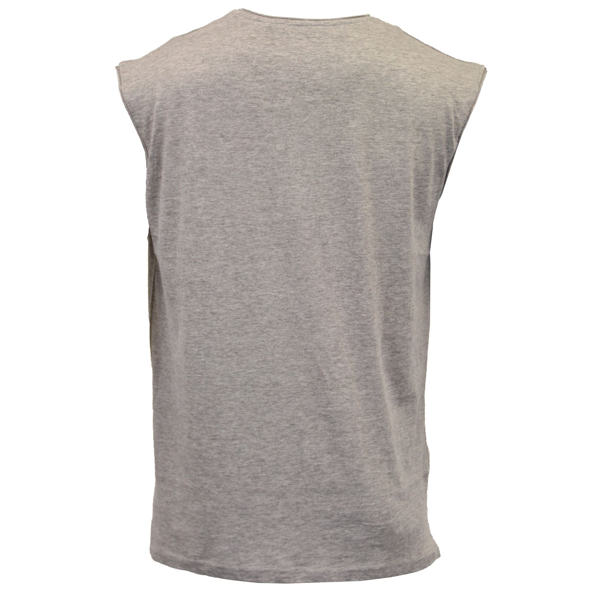 Mens-Vest-Brave-Soul-Tank-Top-Varley-Gym-Training-Crew-Neck-Casual-Summer-New thumbnail 8