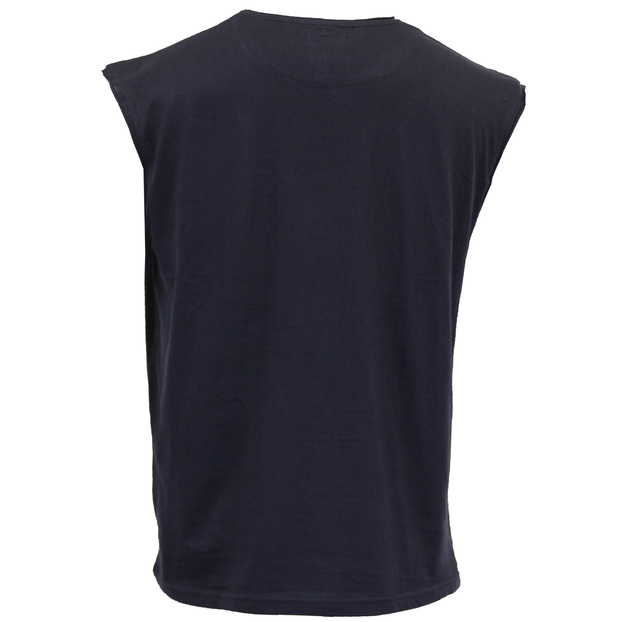 Mens-Vest-Brave-Soul-Tank-Top-Varley-Gym-Training-Crew-Neck-Casual-Summer-New thumbnail 11