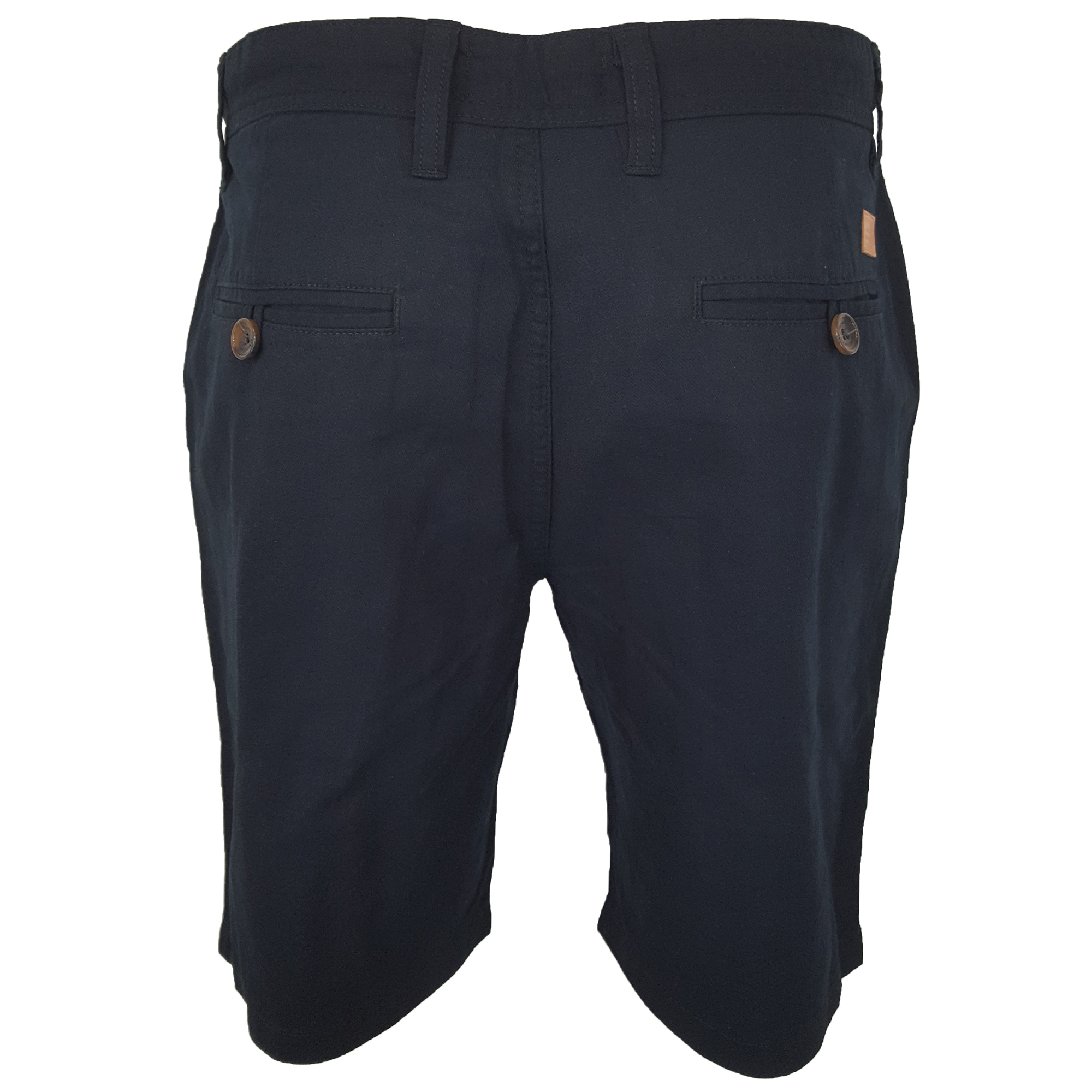 Mens-Linen-Chino-Shorts-Threadbare-Knee-Length-Half-Pants-Casual-Summer-Fashion thumbnail 3