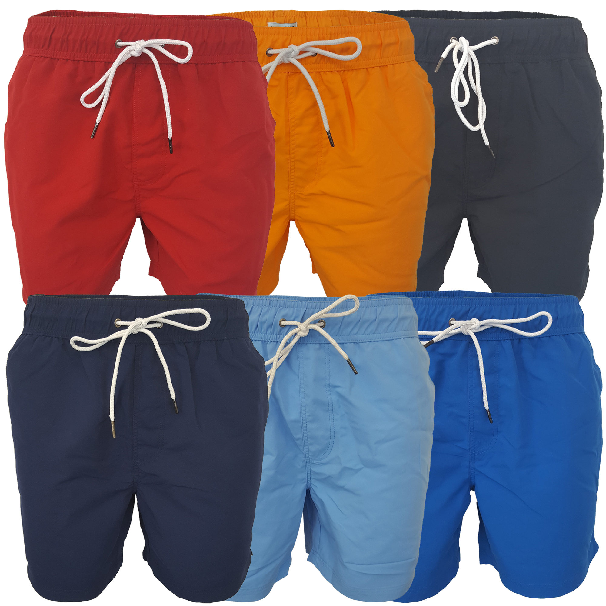 bd7681879b Mens Swimming Shorts Threadbare Marina Knee Length Designer Trunks ...