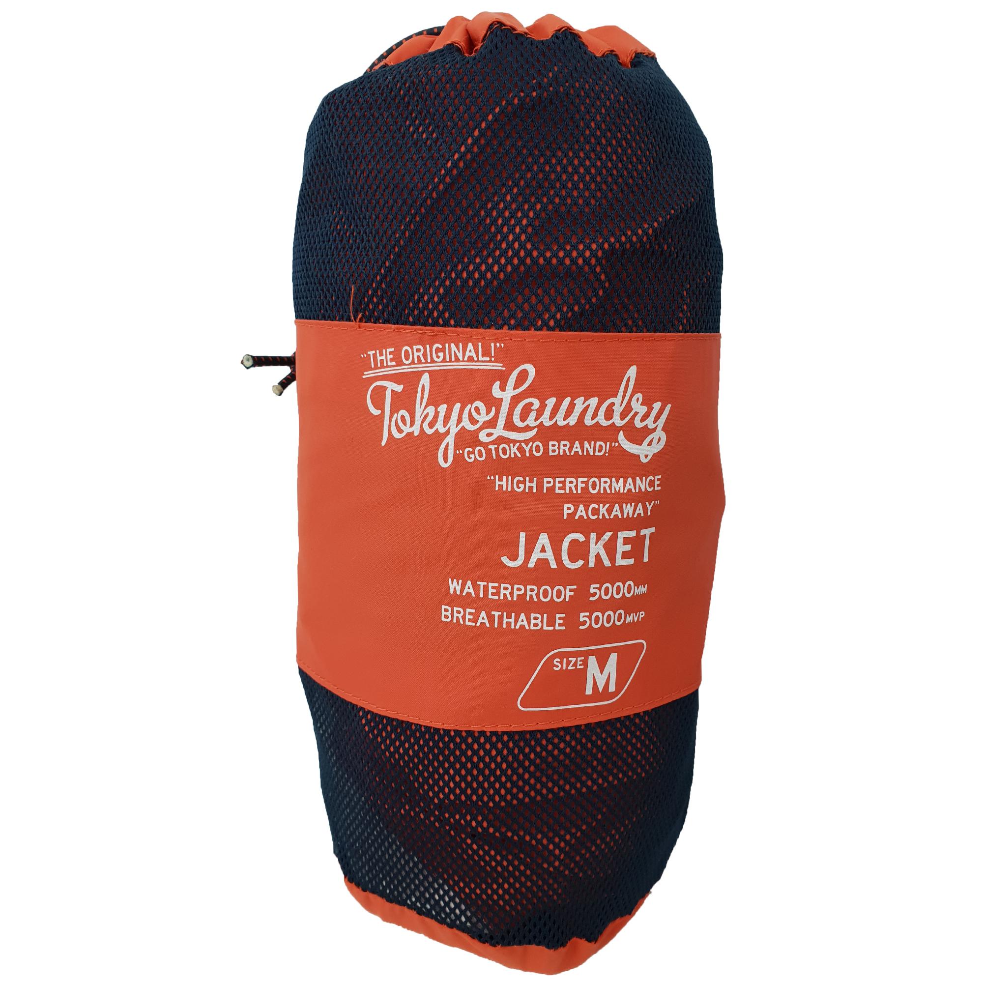 Mens-Kagool-Breathable-Hooded-Jacket-Tokyo-Laundry-Waterproof-Coat-Windproof-New thumbnail 10
