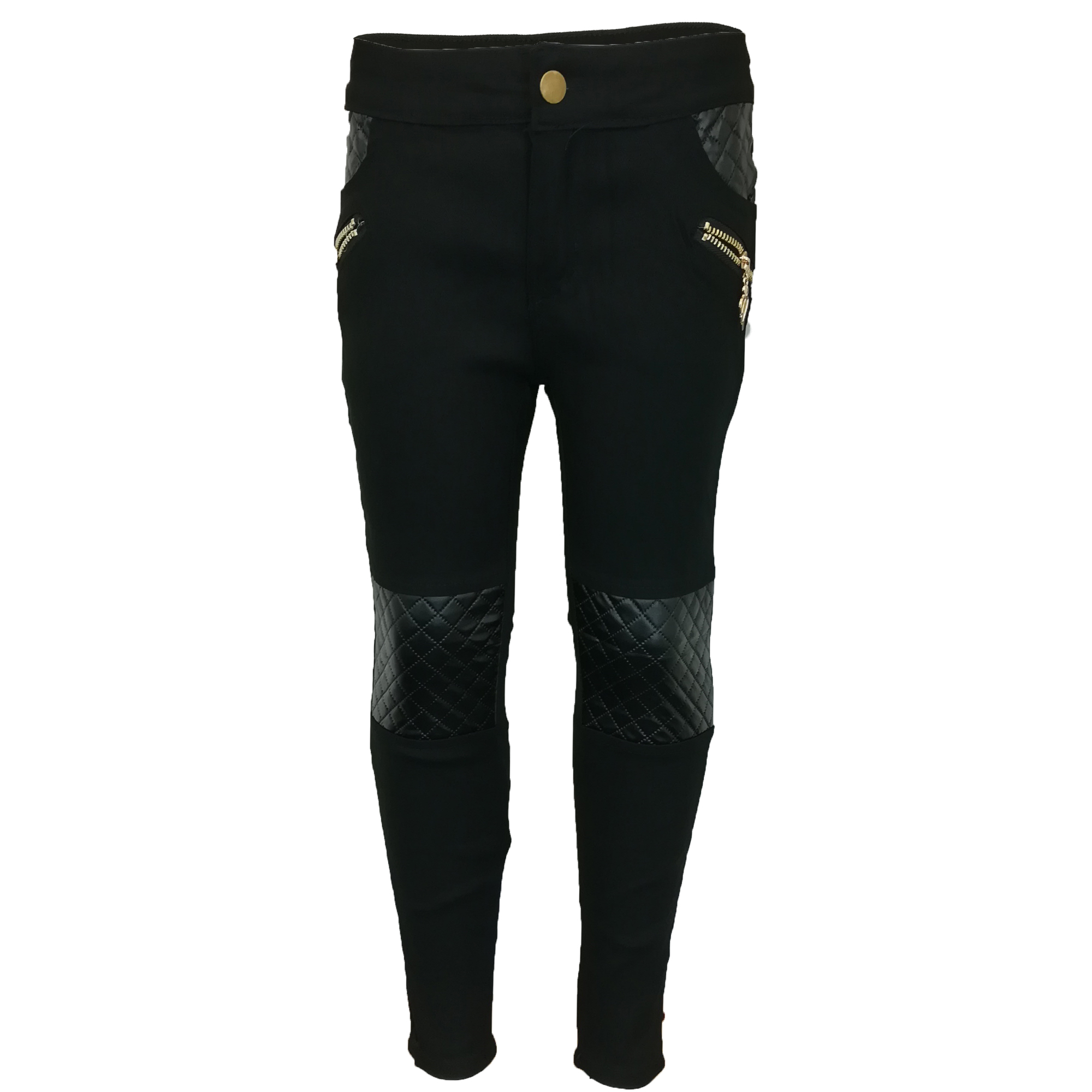 Girls-Denim-Jeans-Kids-Pants-Trousers-Bottoms-Children-Fashion-Casual-Summer-New