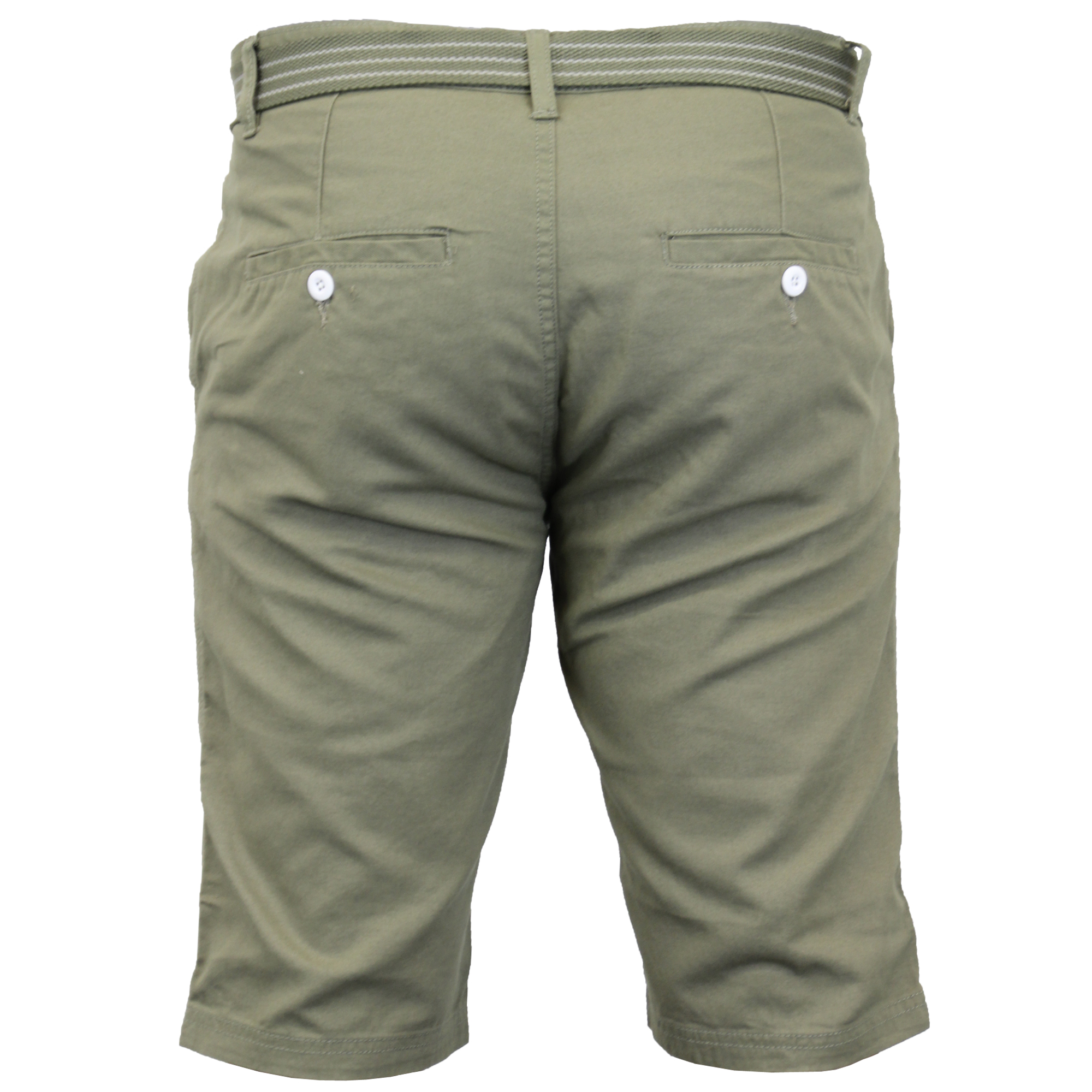 Mens-Chino-Shorts-Threadbare-Cotton-Oxford-Belted-Loyalty-amp-Faith-Seven-Series thumbnail 22