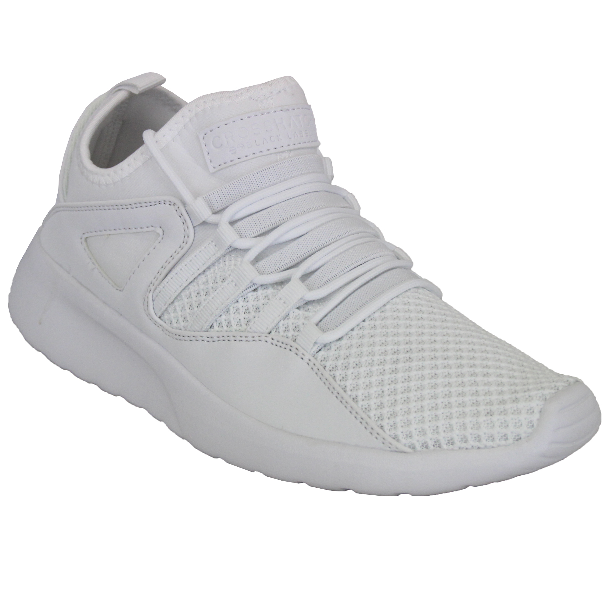 Mens-Trainers-Crosshatch-Running-Speed-Lace-Up-Sneakers-Sports-Gym-Casual-Shoes thumbnail 10