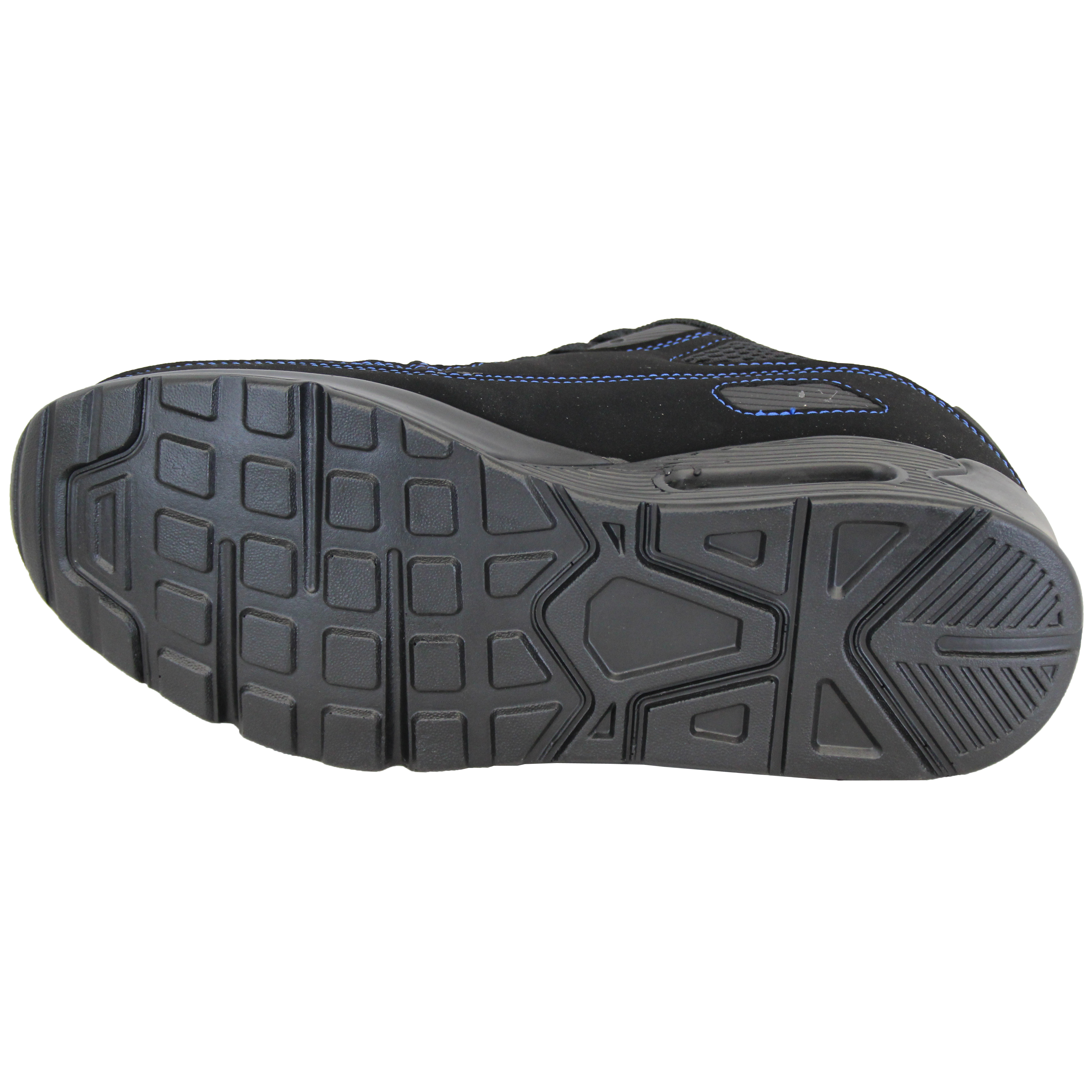 Mens-Bubble-Trainers-Lace-Up-Running-Shoes-Mesh-Jogging-Sports-Gym-Casual-New thumbnail 8