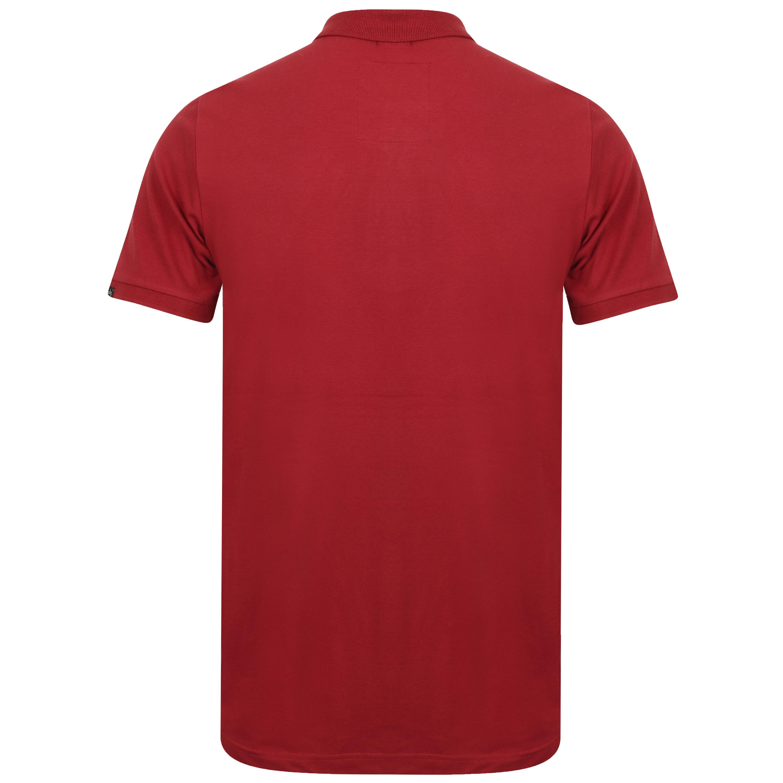 Mens-Pique-Polo-T-Shirt-Tokyo-Laundry-Kuusamo-Short-Sleeved-Top-Casual-Summer thumbnail 19