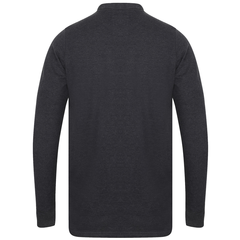 POLO-a-maniche-lunghe-da-uomo-T-shirt-Tokyo-Laundry-COSENZA-Jersey-Polo-In-Golf-Top-Nuovo miniatura 9
