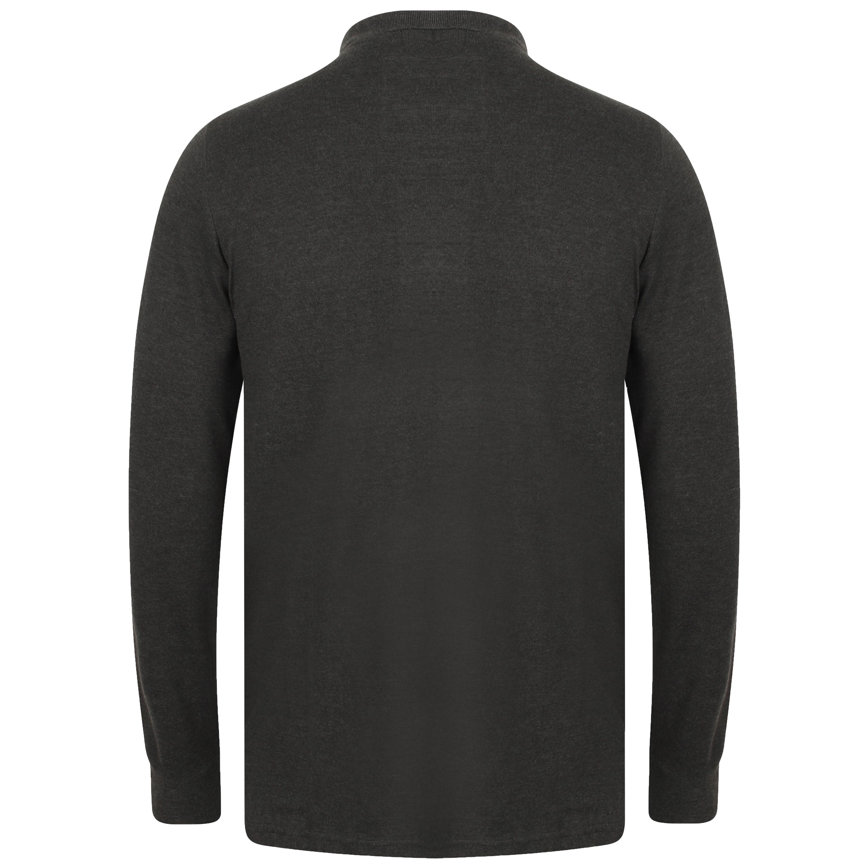 POLO-a-maniche-lunghe-da-uomo-T-shirt-Tokyo-Laundry-COSENZA-Jersey-Polo-In-Golf-Top-Nuovo miniatura 3