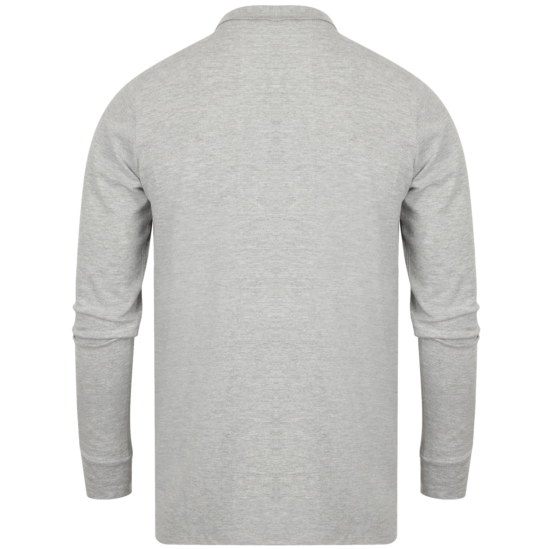 POLO-a-maniche-lunghe-da-uomo-T-shirt-Tokyo-Laundry-COSENZA-Jersey-Polo-In-Golf-Top-Nuovo miniatura 6
