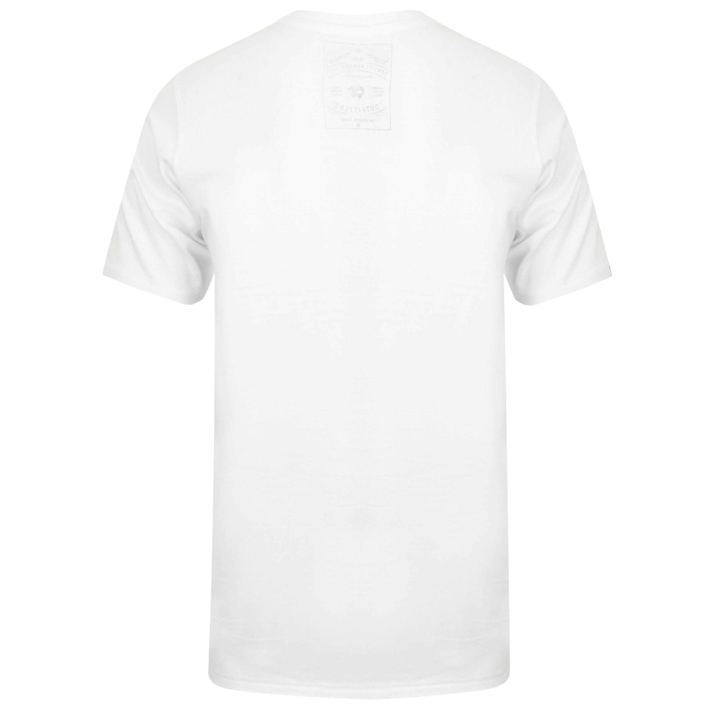 Mens-Tokyo-Laundry-3-Pack-Plain-Combed-Cotton-T-Shirt-Top-Plain-Mix-Colours-New thumbnail 17