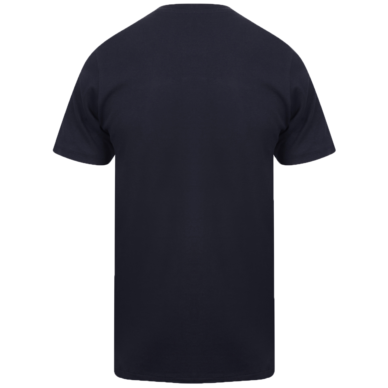 Mens-Tokyo-Laundry-3-Pack-Plain-Combed-Cotton-T-Shirt-Top-Plain-Mix-Colours-New thumbnail 21