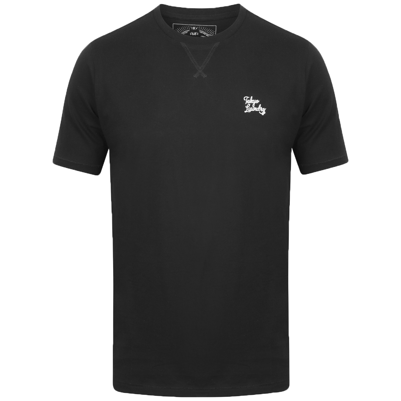 Mens-Tokyo-Laundry-3-Pack-Plain-Combed-Cotton-T-Shirt-Top-Plain-Mix-Colours-New thumbnail 8