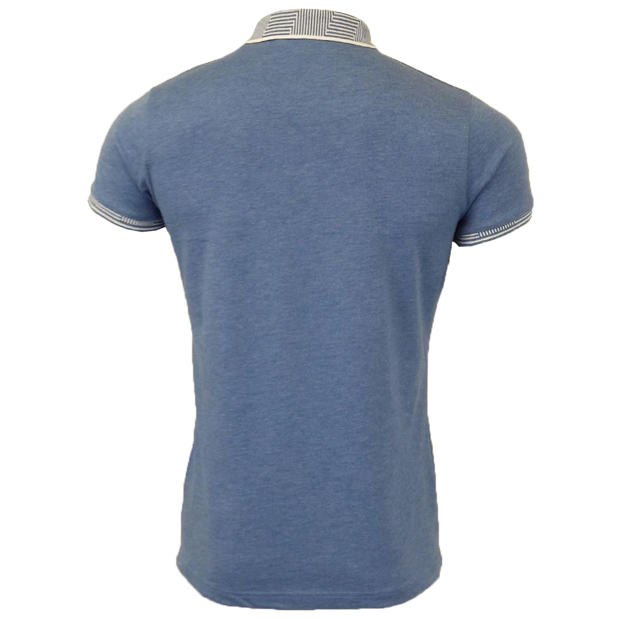 Mens-Polo-T-Shirt-Brave-Soul-Short-Sleeved-Cotton-GLOVER-Collared-KHALIFA-Summer thumbnail 15