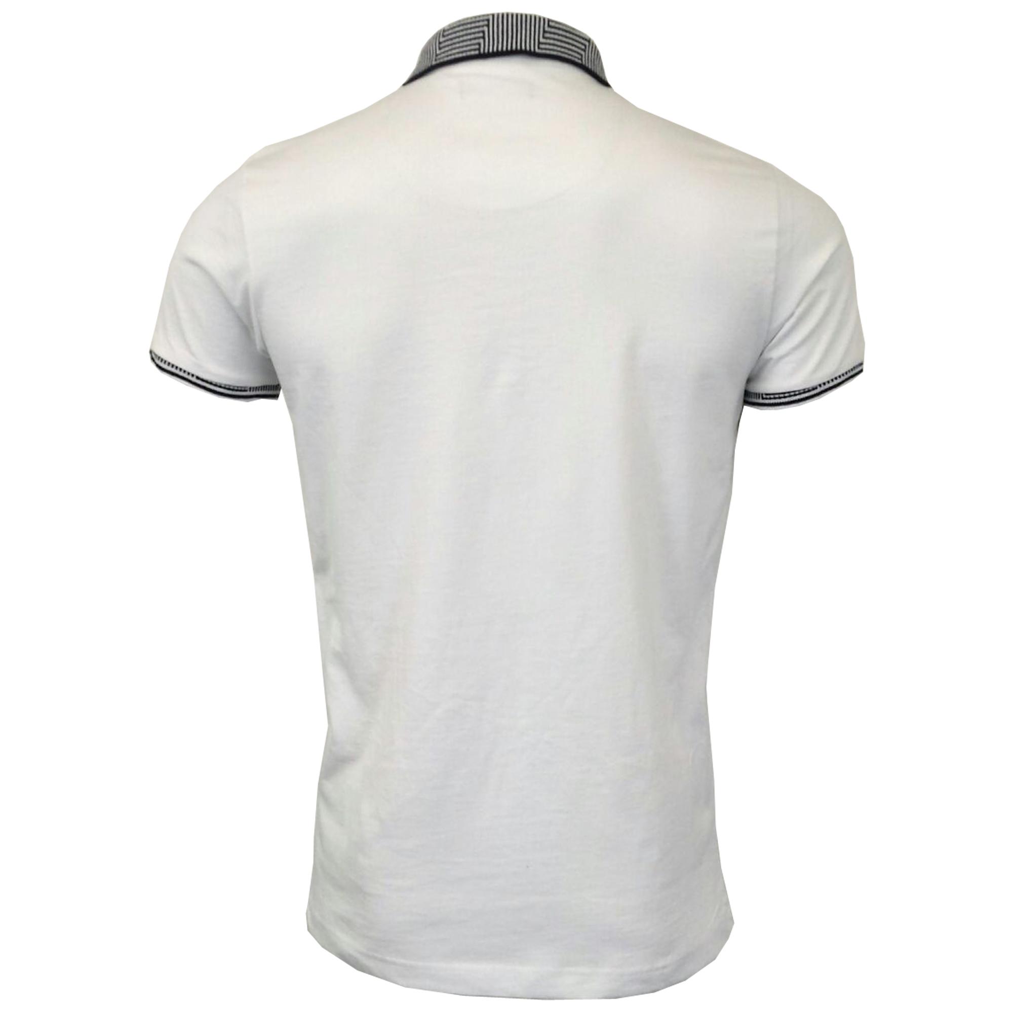 Mens-Polo-T-Shirt-Brave-Soul-Short-Sleeved-Cotton-GLOVER-Collared-KHALIFA-Summer thumbnail 18