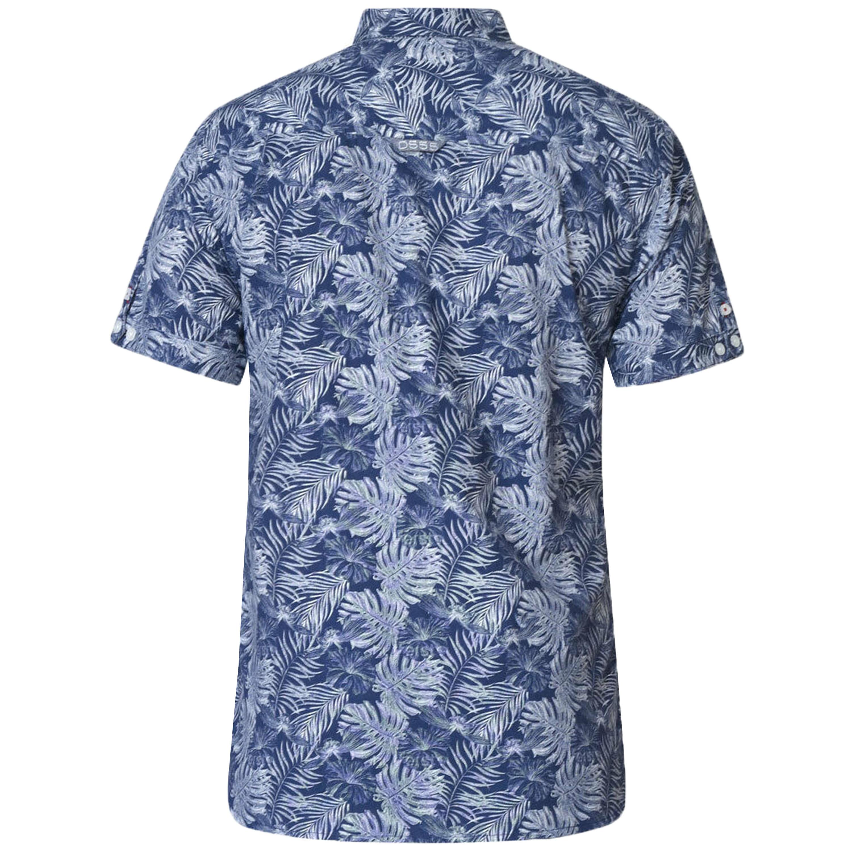 Mens-Hawaii-Shirt-D555-Duke-Cotton-Floral-Big-King-Size-Short-Sleeved-Summer-New thumbnail 5