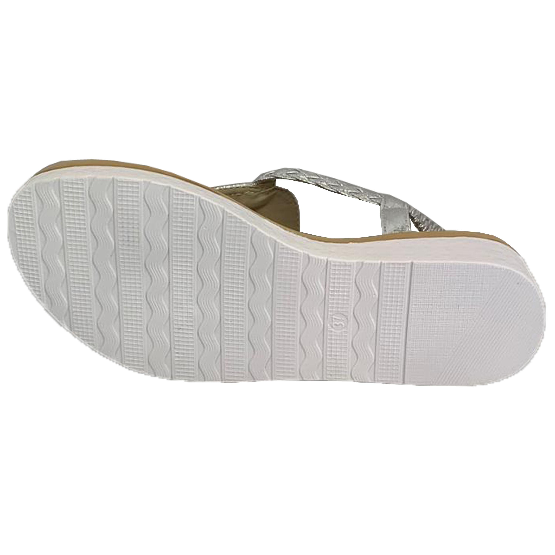 Ladies-Sandals-Womens-Diamante-Sling-Back-Open-Toe-Shoes-Fashion-Summer-New thumbnail 23
