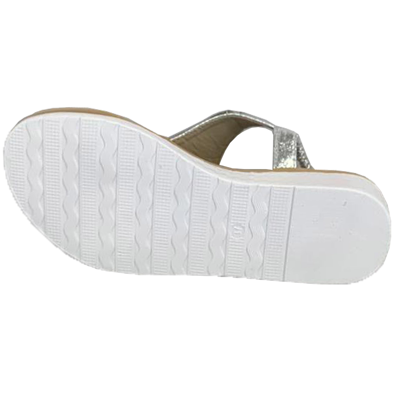 Ladies-Sandals-Womens-Diamante-Sling-Back-Open-Toe-Shoes-Fashion-Summer-New thumbnail 27