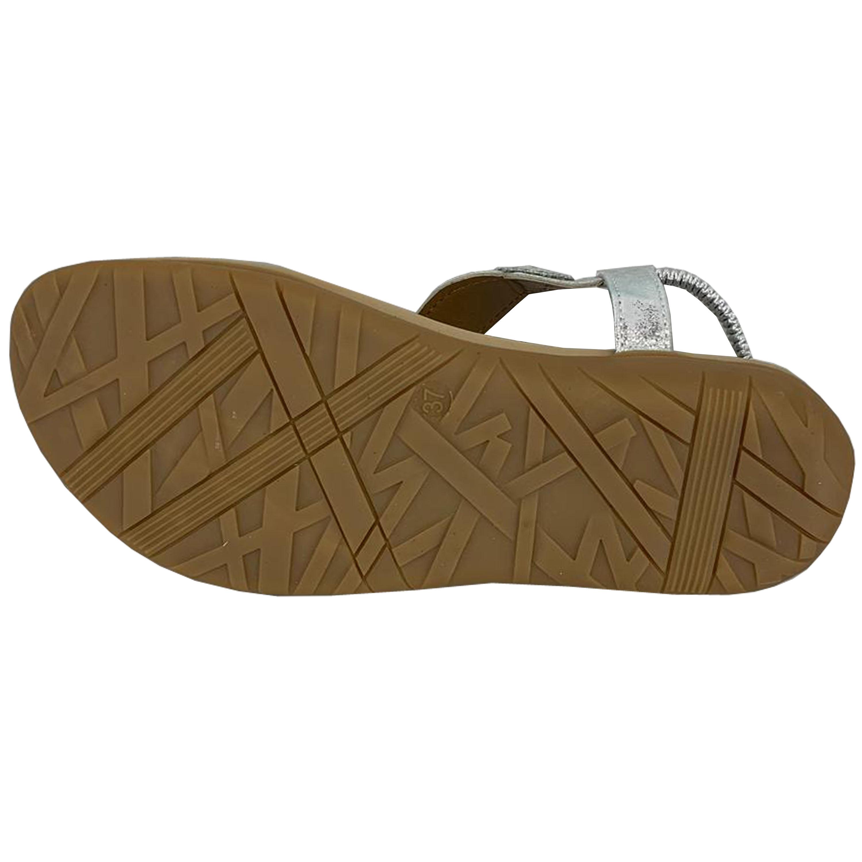 Ladies-Flat-Sandals-Womens-Diamante-Sling-Back-Toe-Post-Shoes-Summer-Fashion-New thumbnail 15