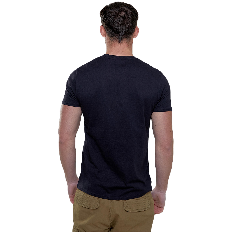 Mens-T-Shirt-Brave-Soul-Short-Sleeved-Broken-Standard-Crew-Neck-Plain-Summer-New thumbnail 6