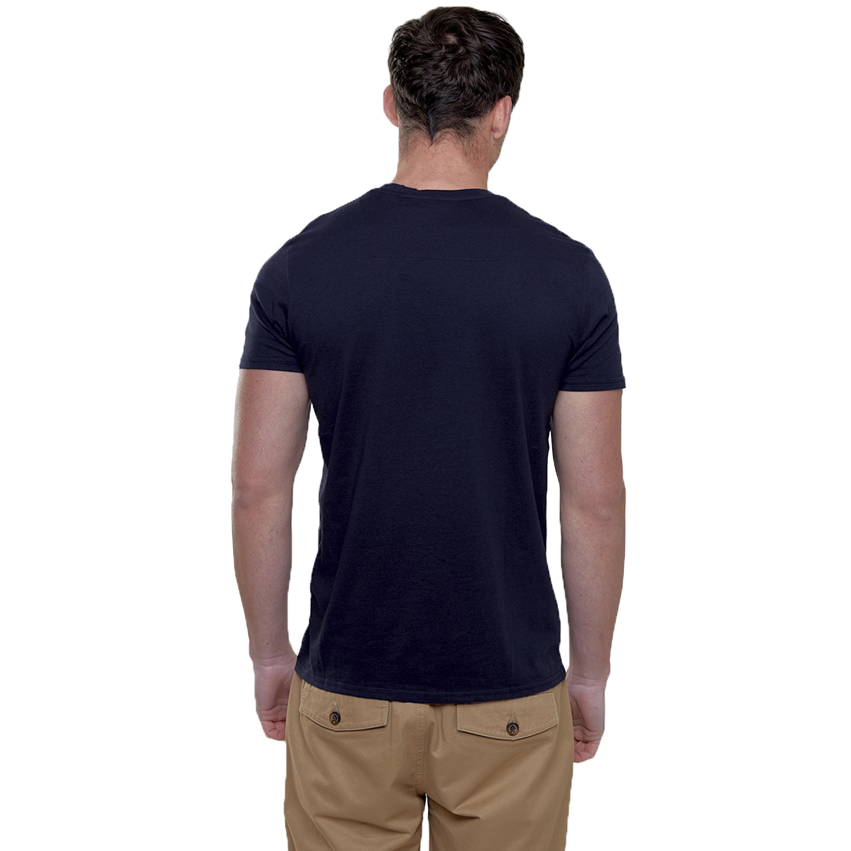 Mens-T-Shirt-Brave-Soul-Short-Sleeved-Broken-Standard-Crew-Neck-Plain-Summer-New thumbnail 21