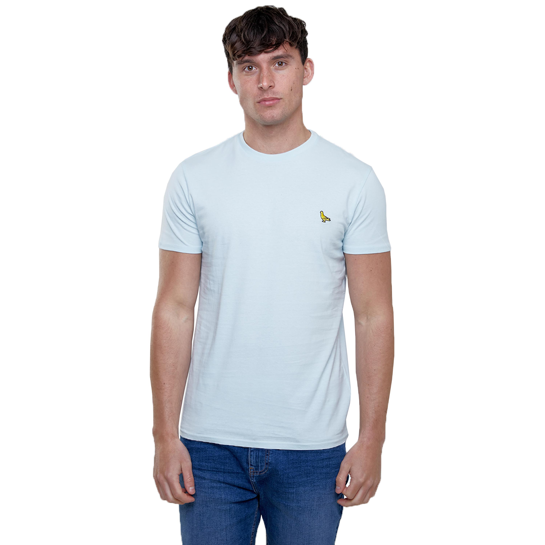Mens-T-Shirt-Brave-Soul-Short-Sleeved-Broken-Standard-Crew-Neck-Plain-Summer-New thumbnail 14