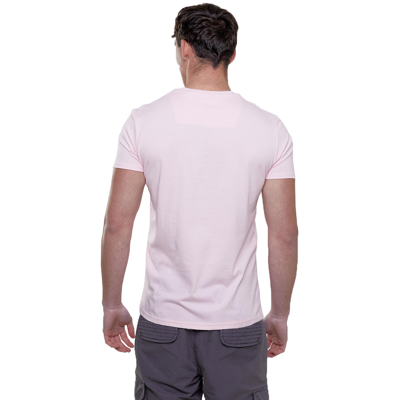 Mens-T-Shirt-Brave-Soul-Short-Sleeved-Broken-Standard-Crew-Neck-Plain-Summer-New thumbnail 18