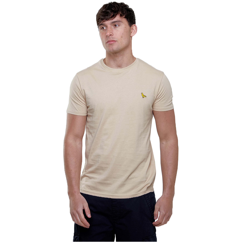 Mens-T-Shirt-Brave-Soul-Short-Sleeved-Broken-Standard-Crew-Neck-Plain-Summer-New thumbnail 23
