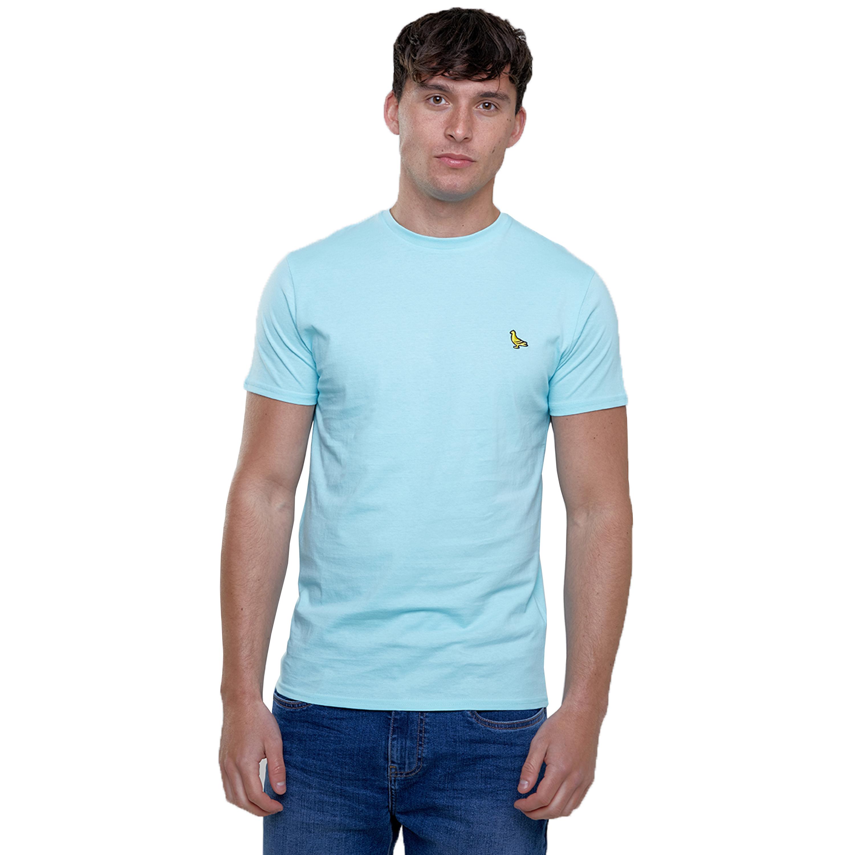 Mens-T-Shirt-Brave-Soul-Short-Sleeved-Broken-Standard-Crew-Neck-Plain-Summer-New thumbnail 26
