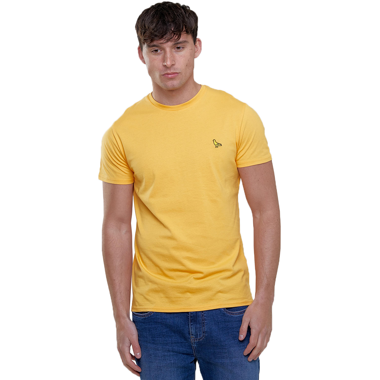 Mens-T-Shirt-Brave-Soul-Short-Sleeved-Broken-Standard-Crew-Neck-Plain-Summer-New thumbnail 34