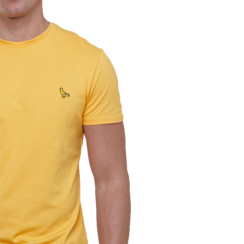 Mens-T-Shirt-Brave-Soul-Short-Sleeved-Broken-Standard-Crew-Neck-Plain-Summer-New thumbnail 35