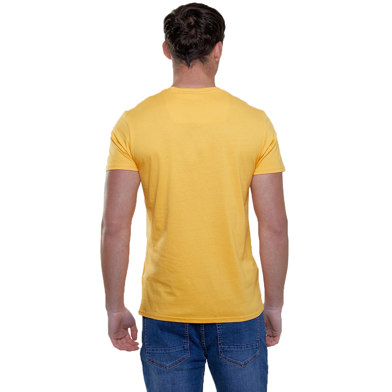 Mens-T-Shirt-Brave-Soul-Short-Sleeved-Broken-Standard-Crew-Neck-Plain-Summer-New thumbnail 36