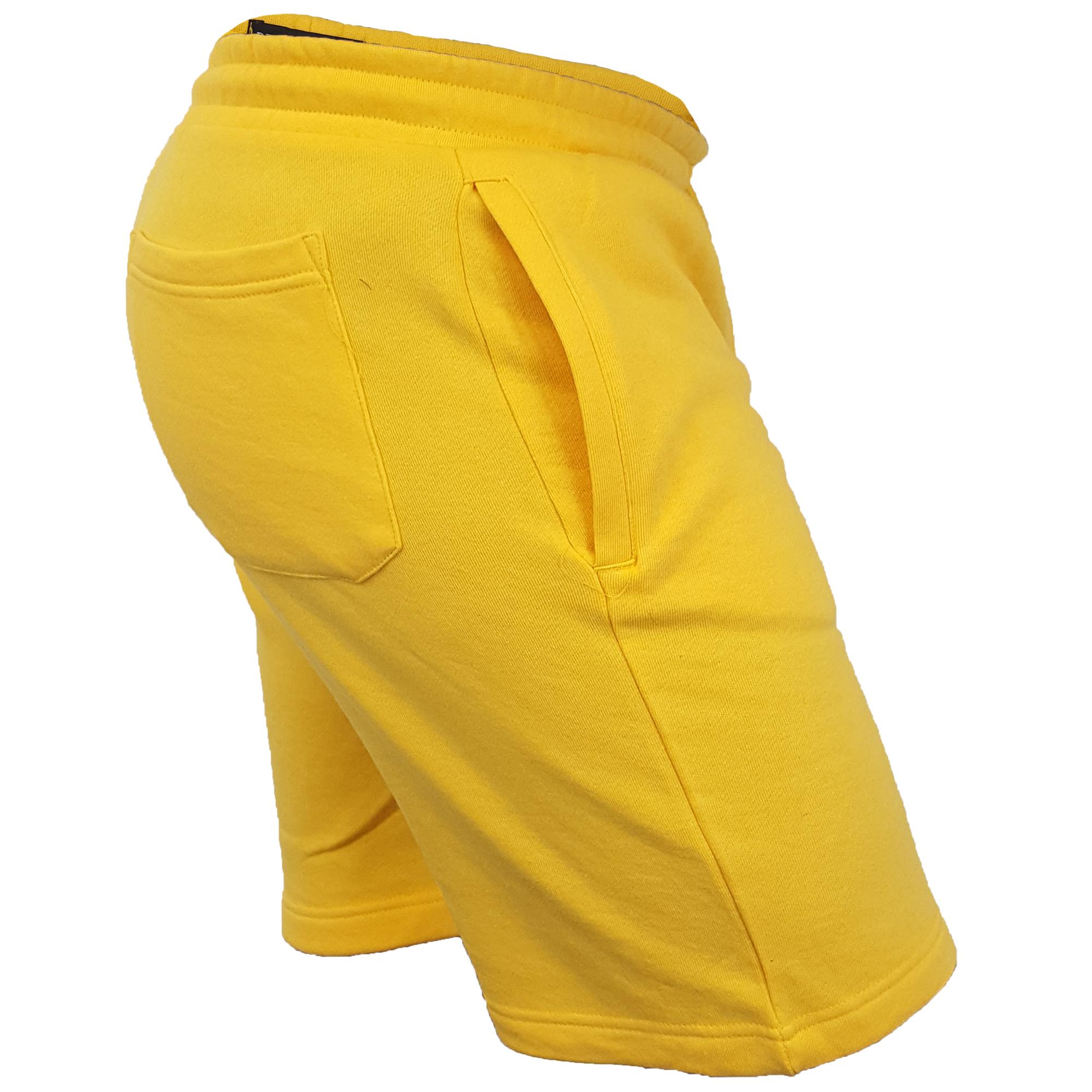 Mens-Jogger-Shorts-Tarley-by-Brave-Soul-Knee-Length-Casual-Fleece-Lined-Summer thumbnail 22