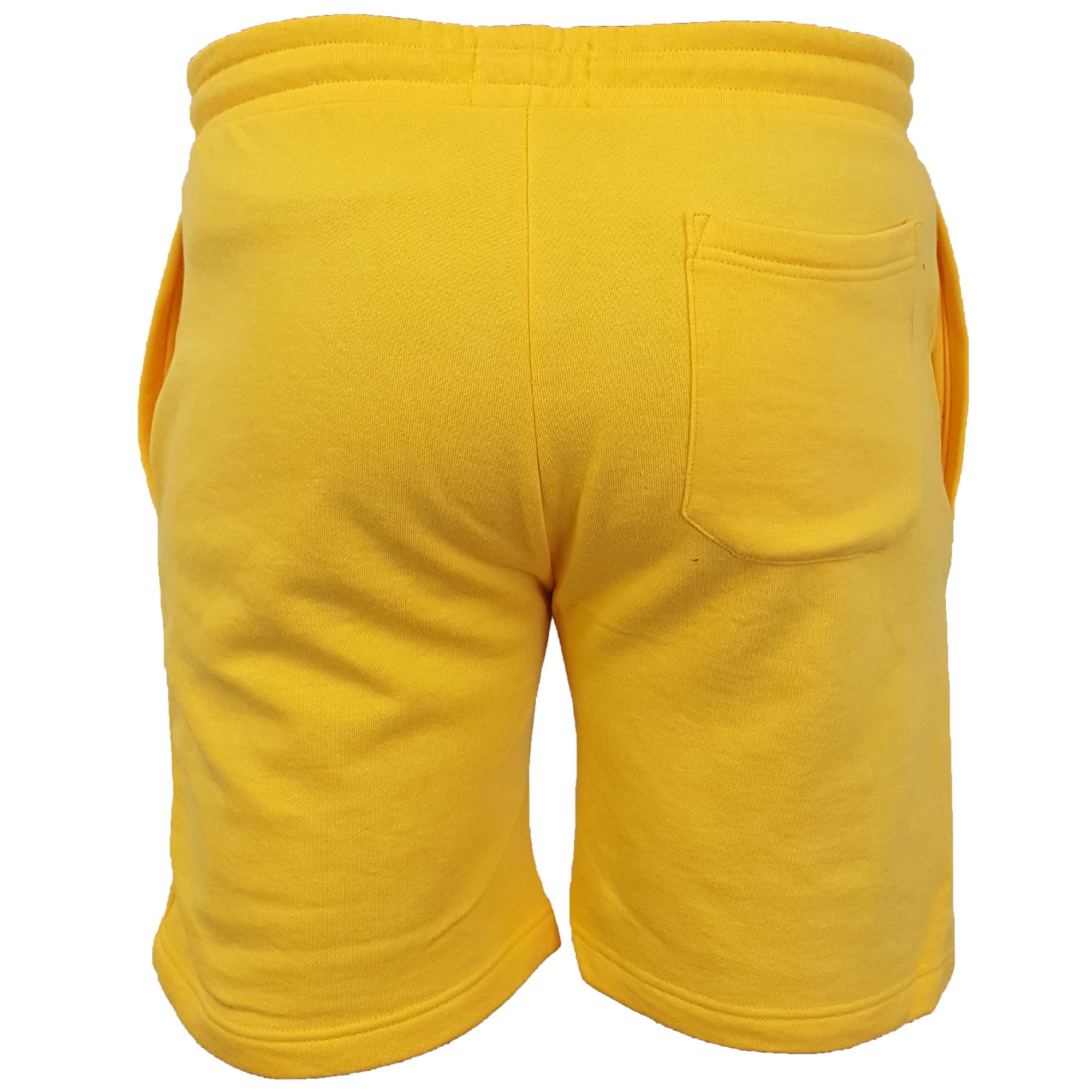 Mens-Jogger-Shorts-Tarley-by-Brave-Soul-Knee-Length-Casual-Fleece-Lined-Summer thumbnail 23